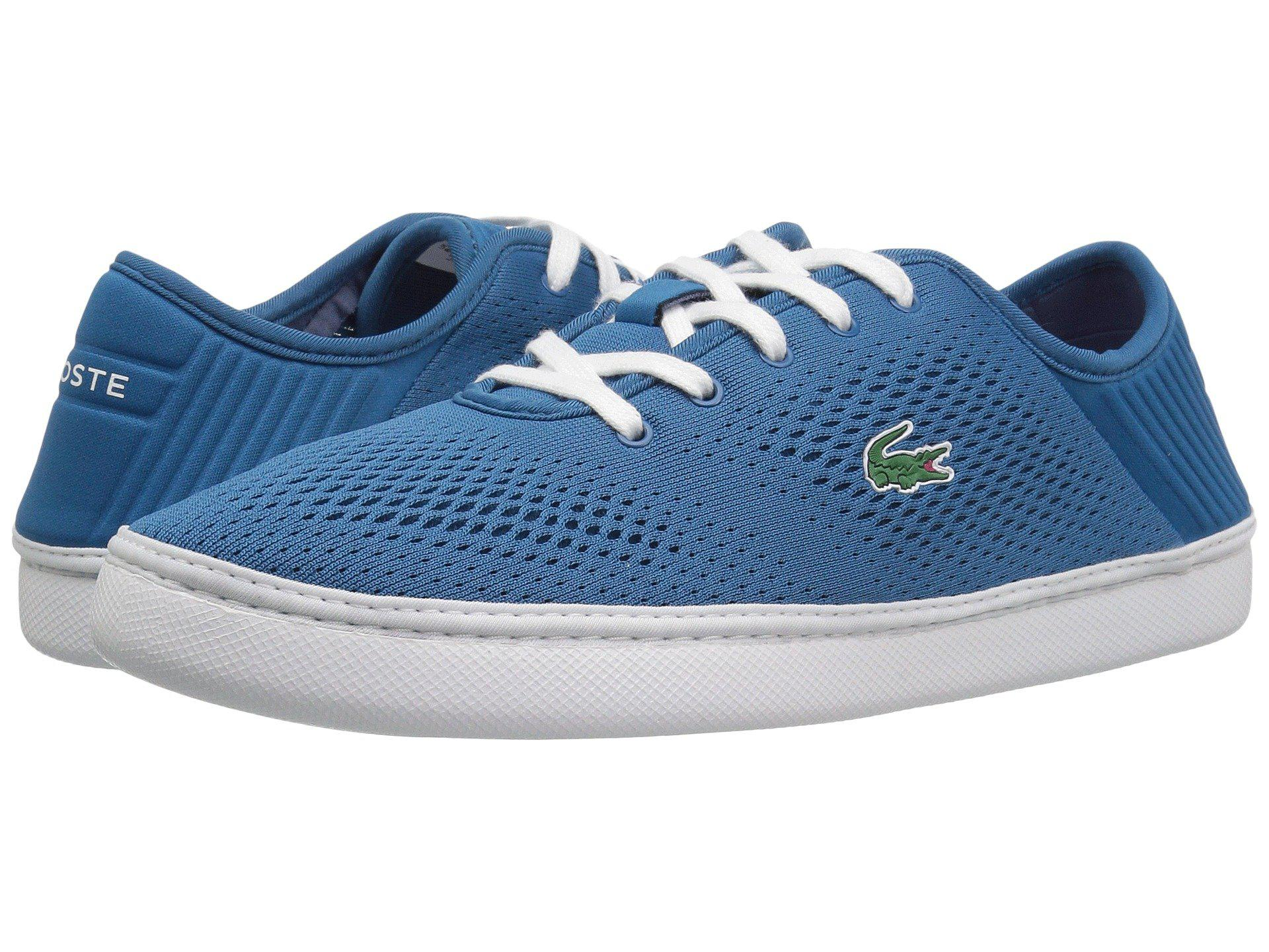83bf0a4da Lyst - Lacoste L.ydro Lace 118 1 (dark Blue white) Men s Shoes in ...