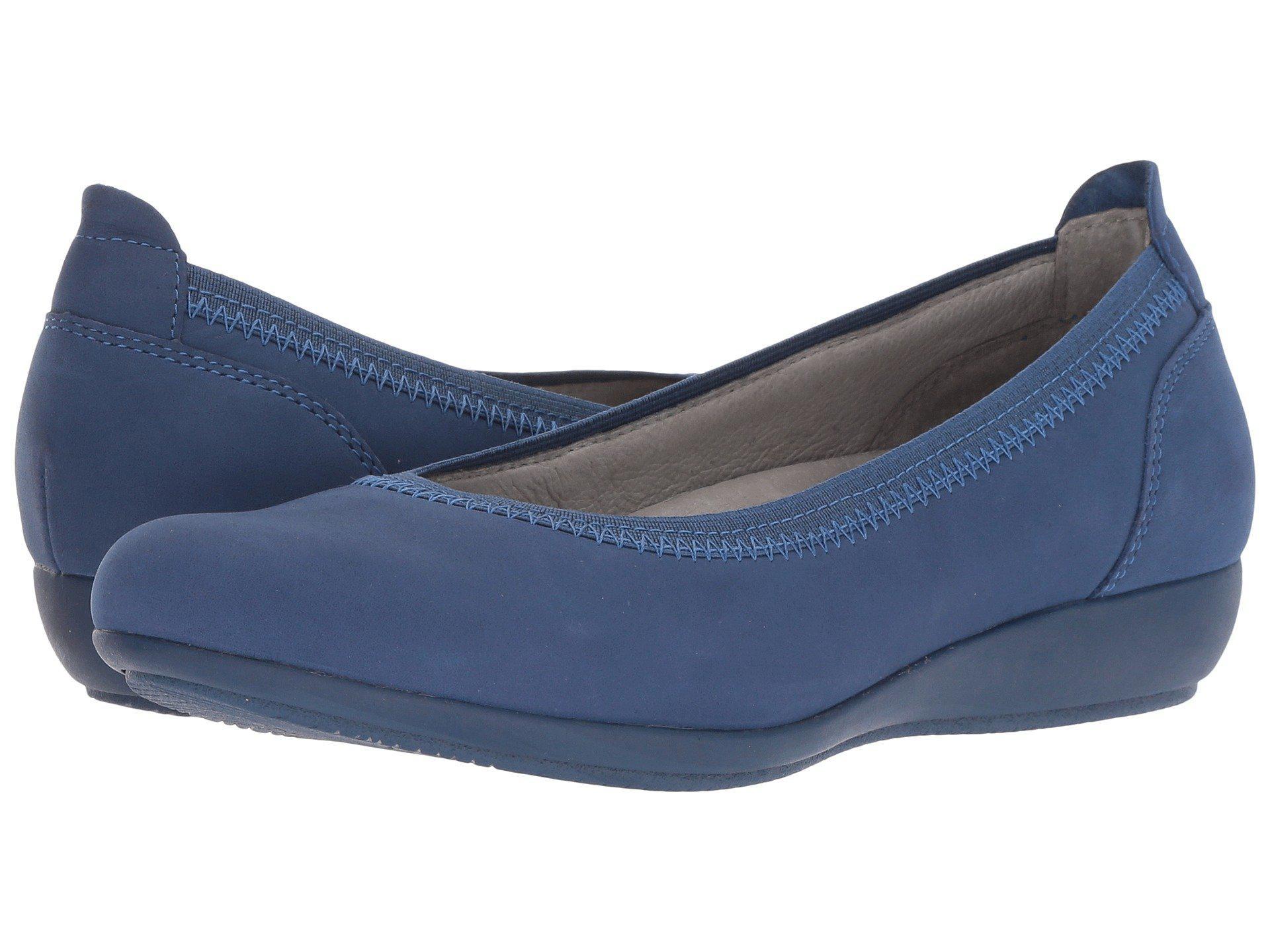 928a608eeb14 Lyst - Dansko Kristen (rose Gold Nappa) Women s Shoes in Blue