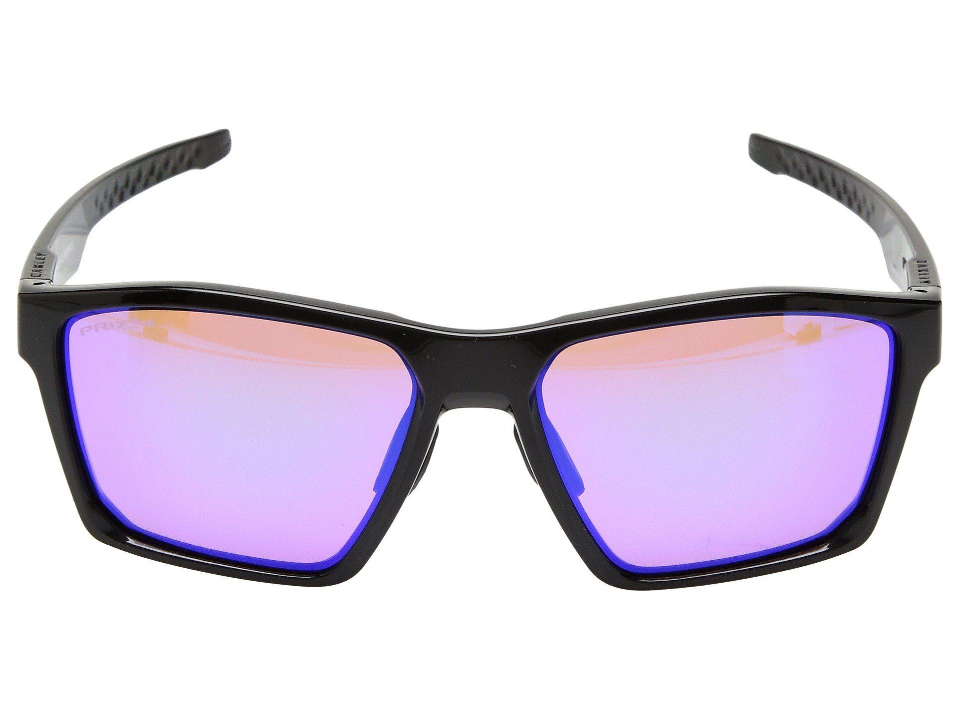 b07253e2ba0f1 Oakley Targetline (a) (carbon W  Prizm Black) Athletic Performance ...