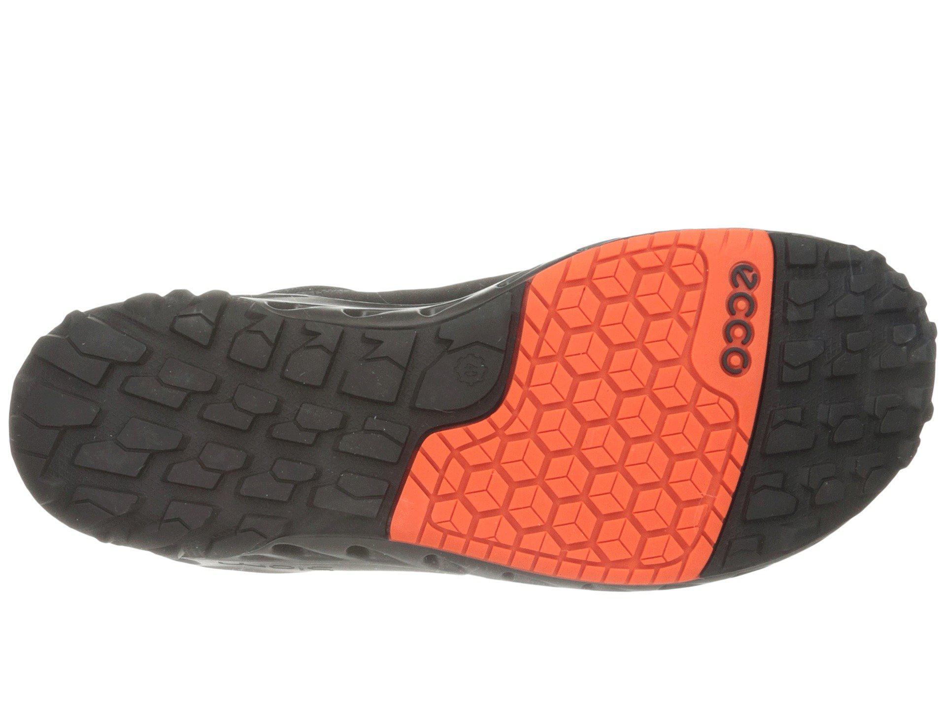 2404c74d5c3107 Ecco - Biom Venture Gtx Tie (black black) Men s Tennis Shoes for Men. View  fullscreen