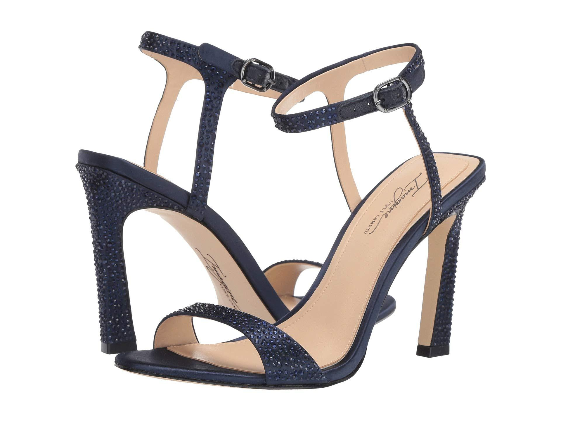 fb789c57447b Lyst - Imagine Vince Camuto Reshi 3 (black) Women s Shoes in Blue