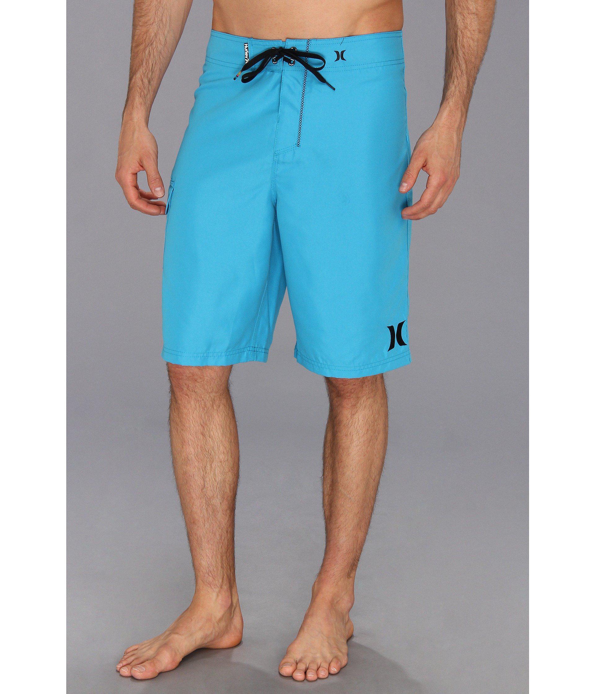 991c178710 Hurley - Blue One Only Boardshort 22 (anthracite) Men's Swimwear for Men -  Lyst. View fullscreen
