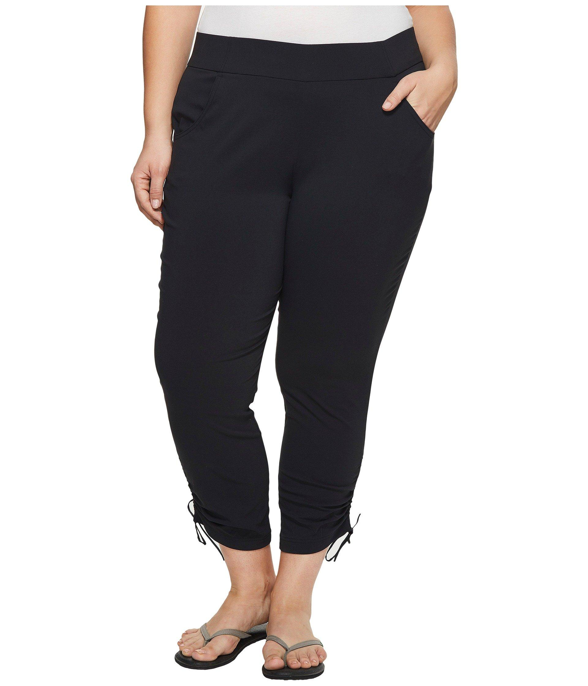 c82c6258031 Columbia. Black Plus Size Anytime Casualtm Ankle Pants (nocturnal) Women s Casual  Pants