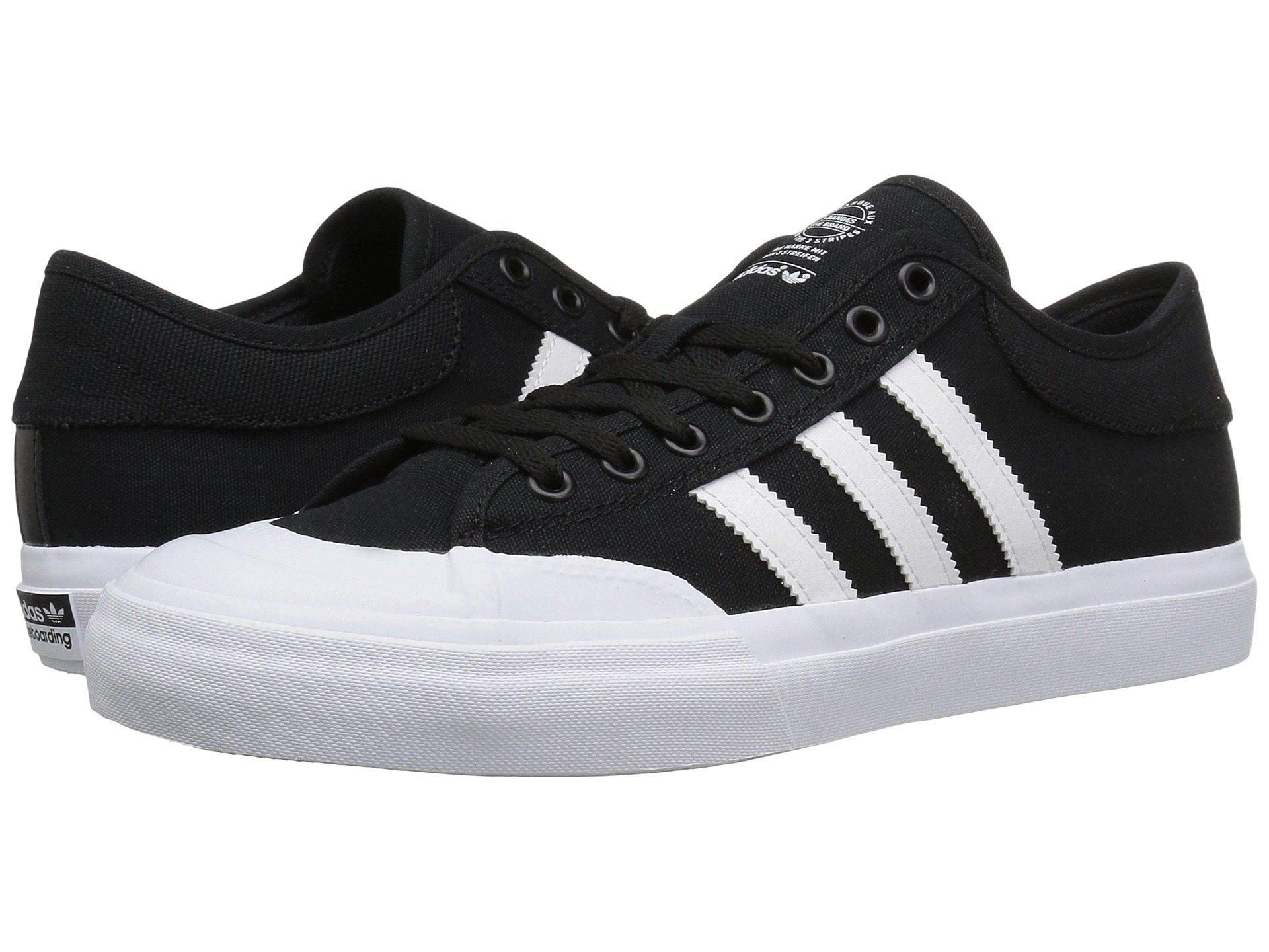 save off b463a a3e8d adidas Originals. Mens Matchcourt (blackwhitewhite) Skate Shoes
