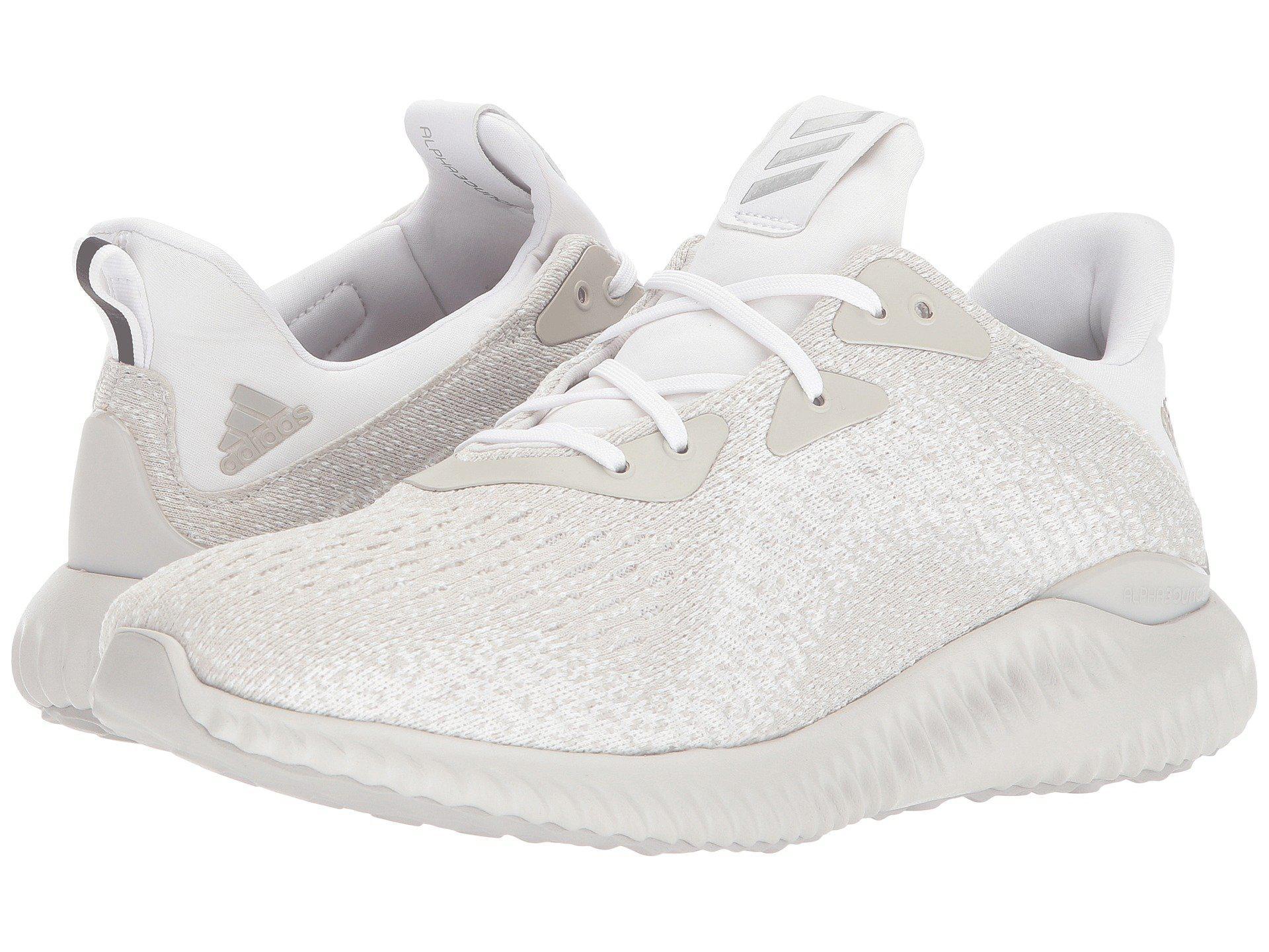 b8ab84605 Lyst - Adidas Originals Alphabounce Em (footwear White silver ...