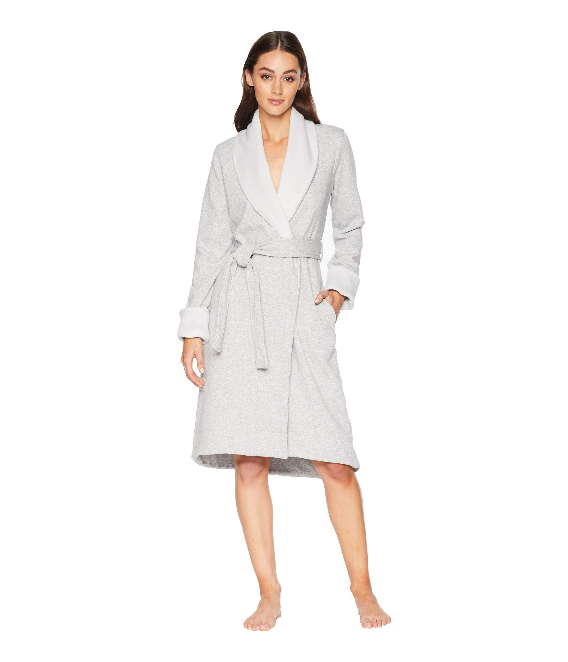 0fe0e95d97 Lyst - UGG Duffield Ii Robe (navy Heather) Women s Robe