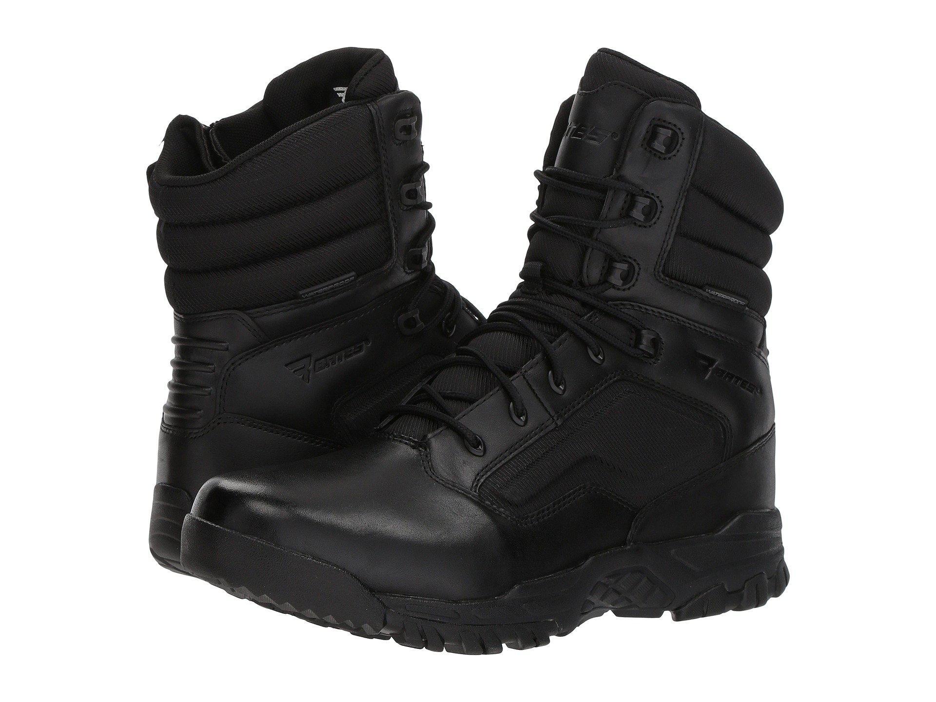 Bates FootwearSeige 8 Waterproof Side Zip JutFmiI5