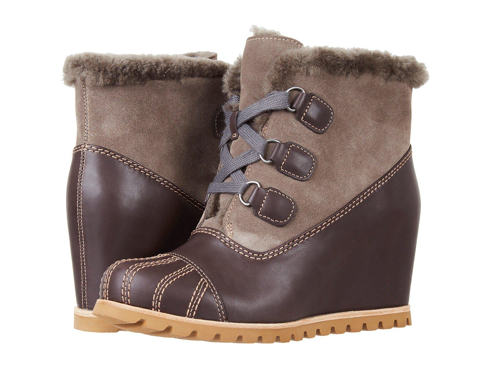 8dfc84f7bad Lyst - UGG Alasdair Waterproof (slate) Women s Boots in Brown
