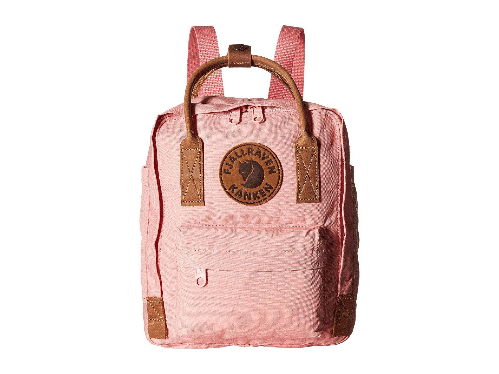 1e343bd95c5 Fjallraven Kanken No. 2 Mini (pink) Bags in Pink - Lyst