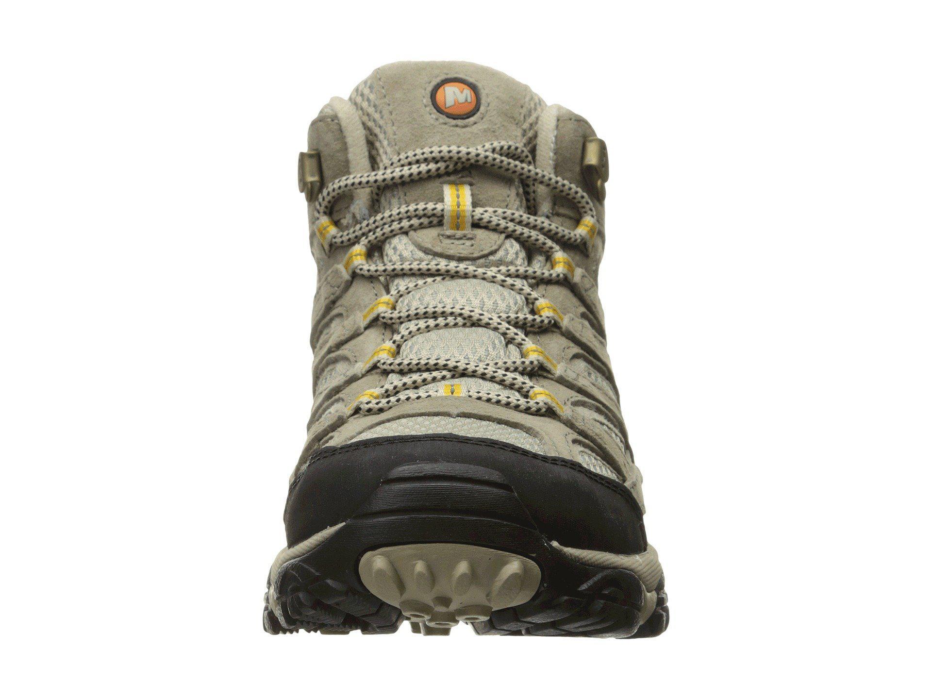 c18b687ca74 Merrell - Multicolor Moab 2 Vent Mid (bracken purple) Women s Shoes for  Men. View fullscreen