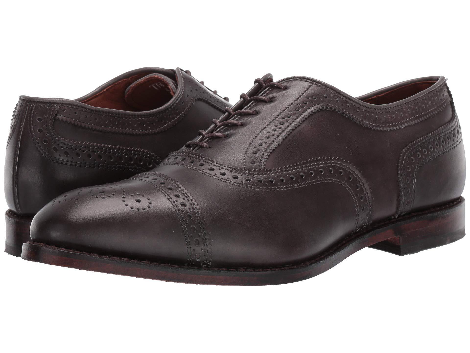 c20e8b3bcbbc Allen Edmonds Strand (cigar) Men's Lace Up Cap Toe Shoes for Men - Lyst