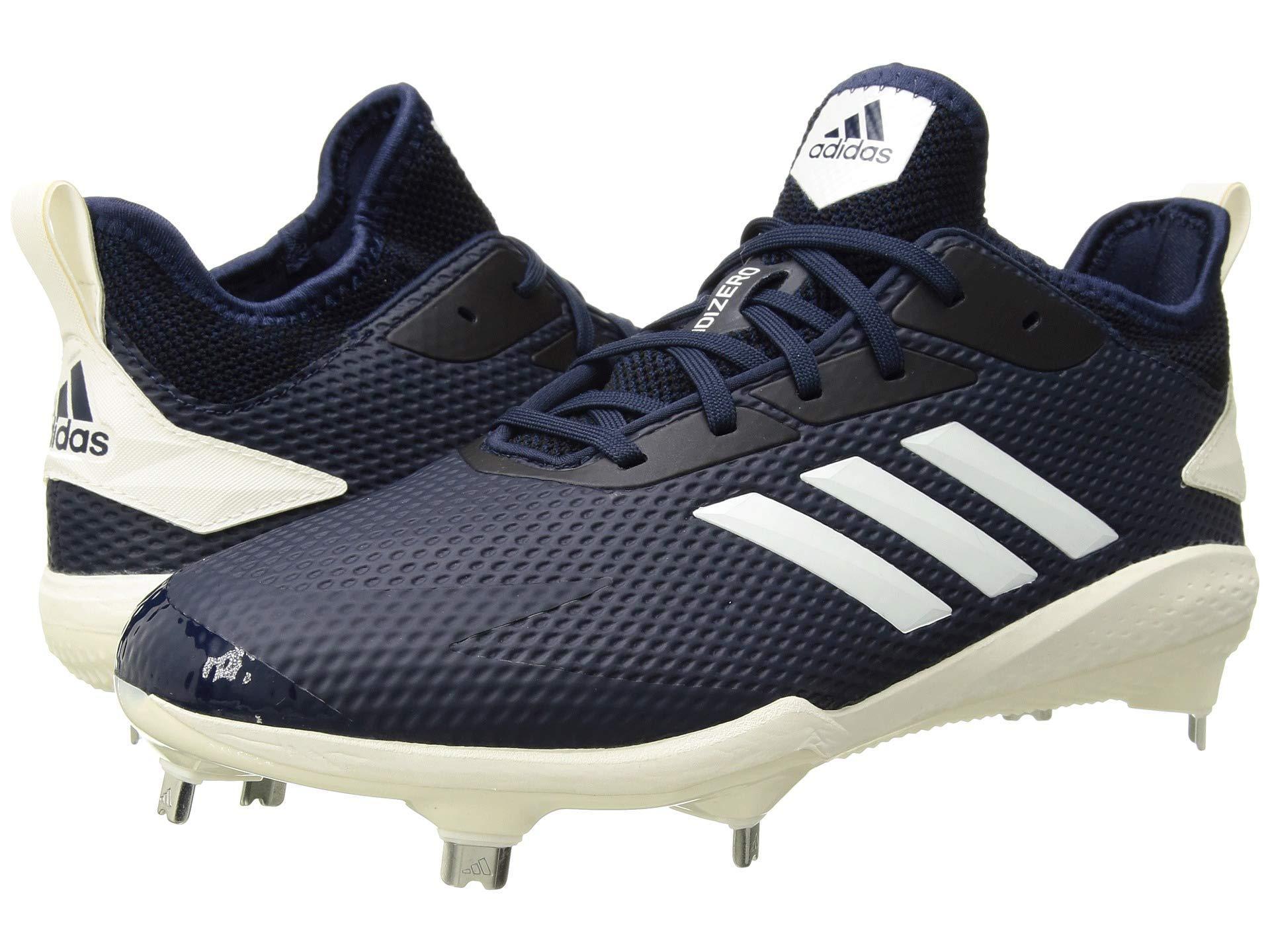 low priced 7960b dfe73 adidas. Blue Adizero Afterburner V ...