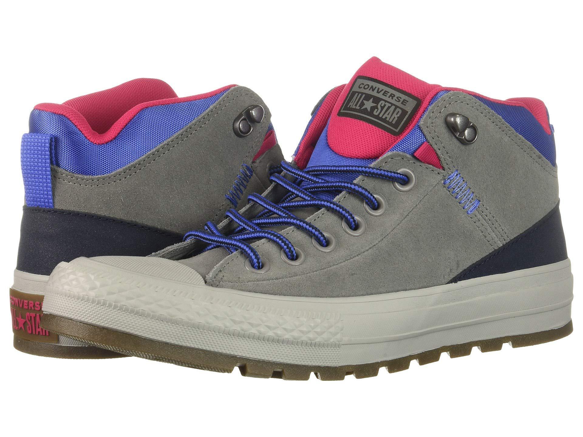 4fce59d273efca Lyst - Converse Chuck Taylor All Star Street Boot - Hi (mason ...