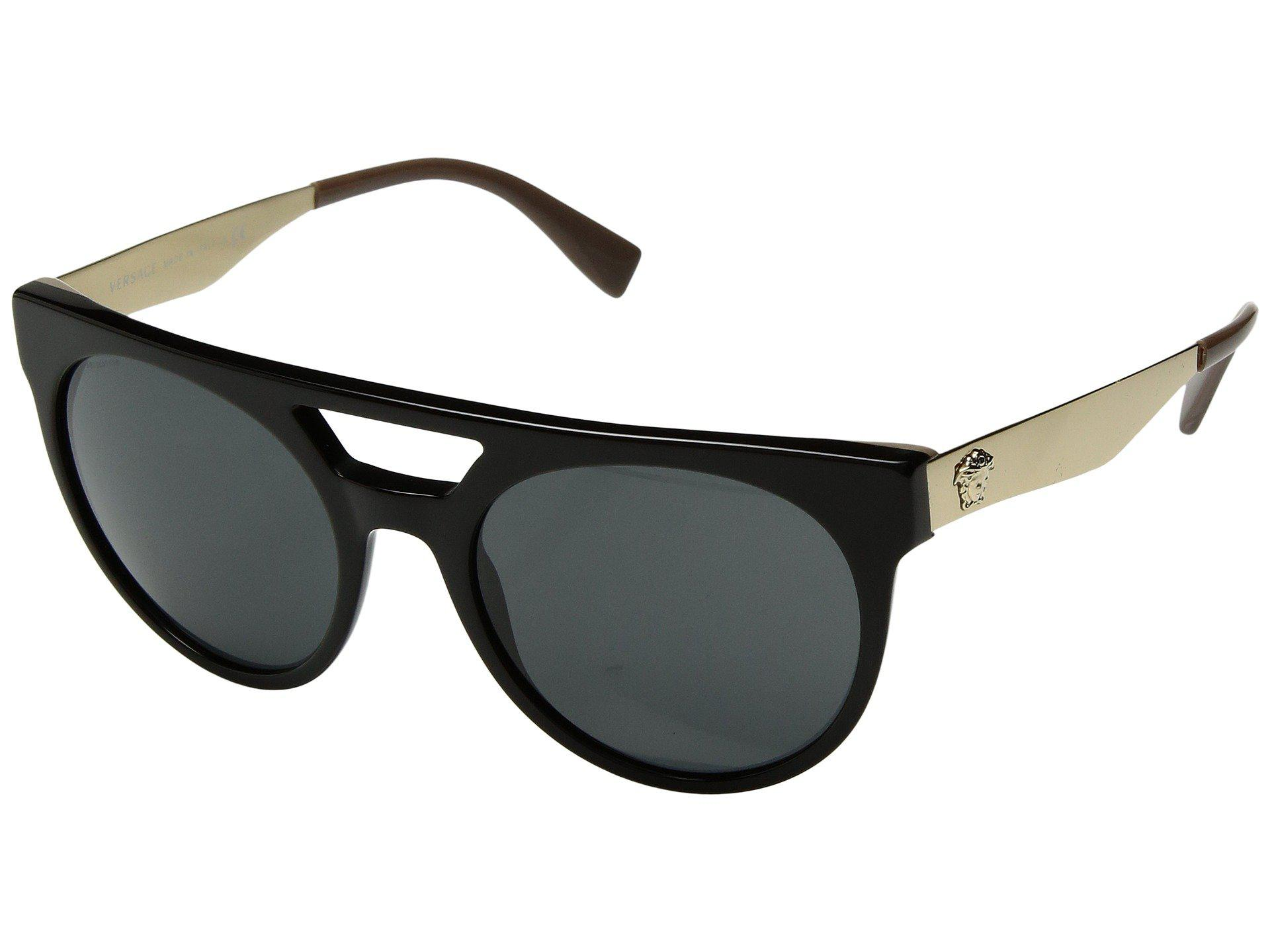 0c4199e546 Lyst - Versace Ve4339 (black beige grey) Fashion Sunglasses in Black