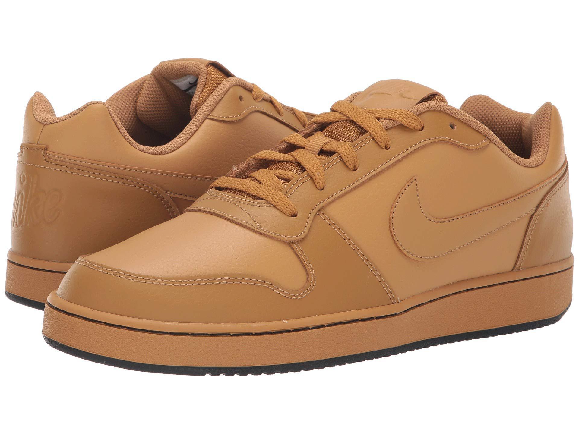 0acef26bc3 Lyst - Nike Ebernon Low (black white) Men s Shoes in Gray for Men