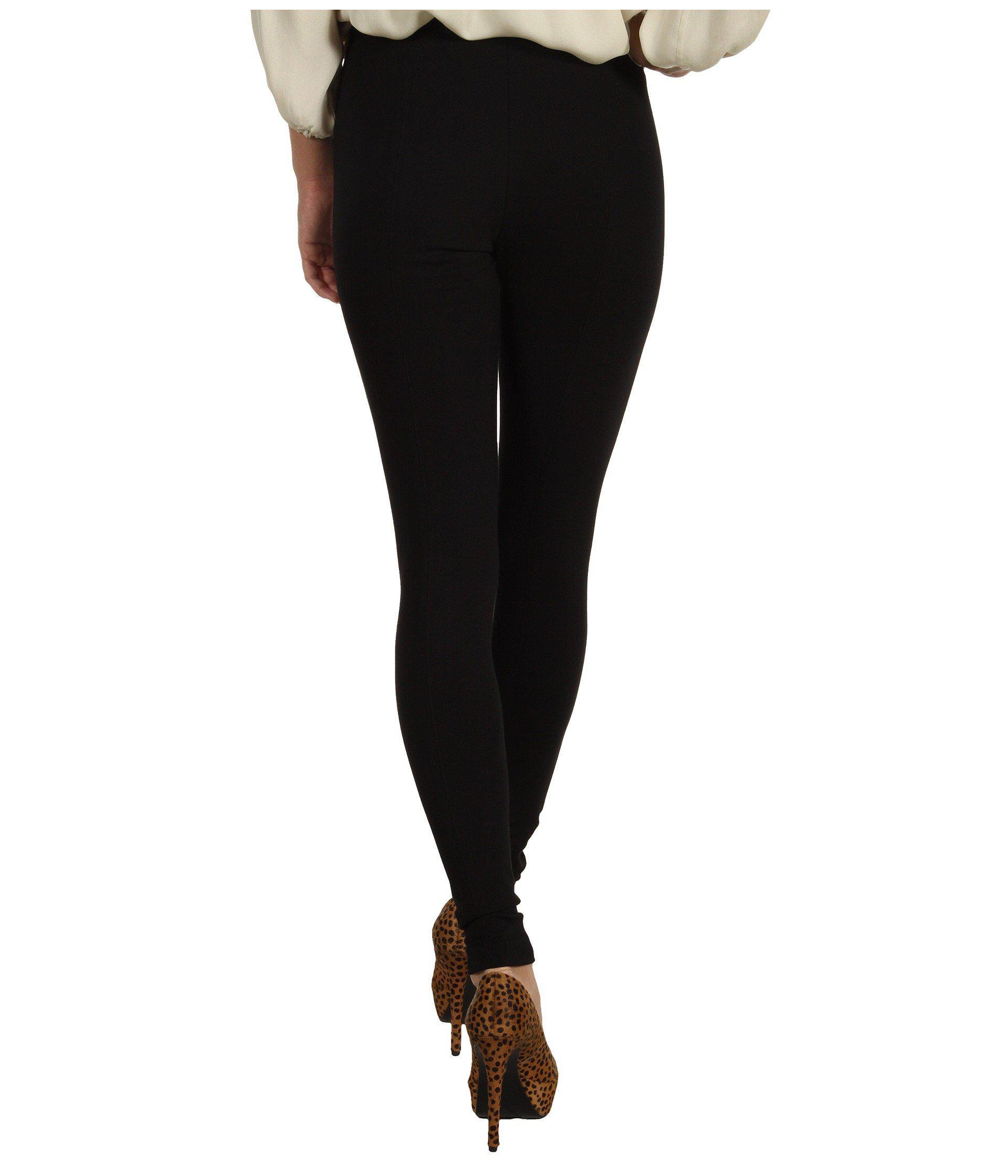 4e9d80970a597 Vince Camuto - Ponte Legging (rich Black) Women's Casual Pants - Lyst. View  fullscreen