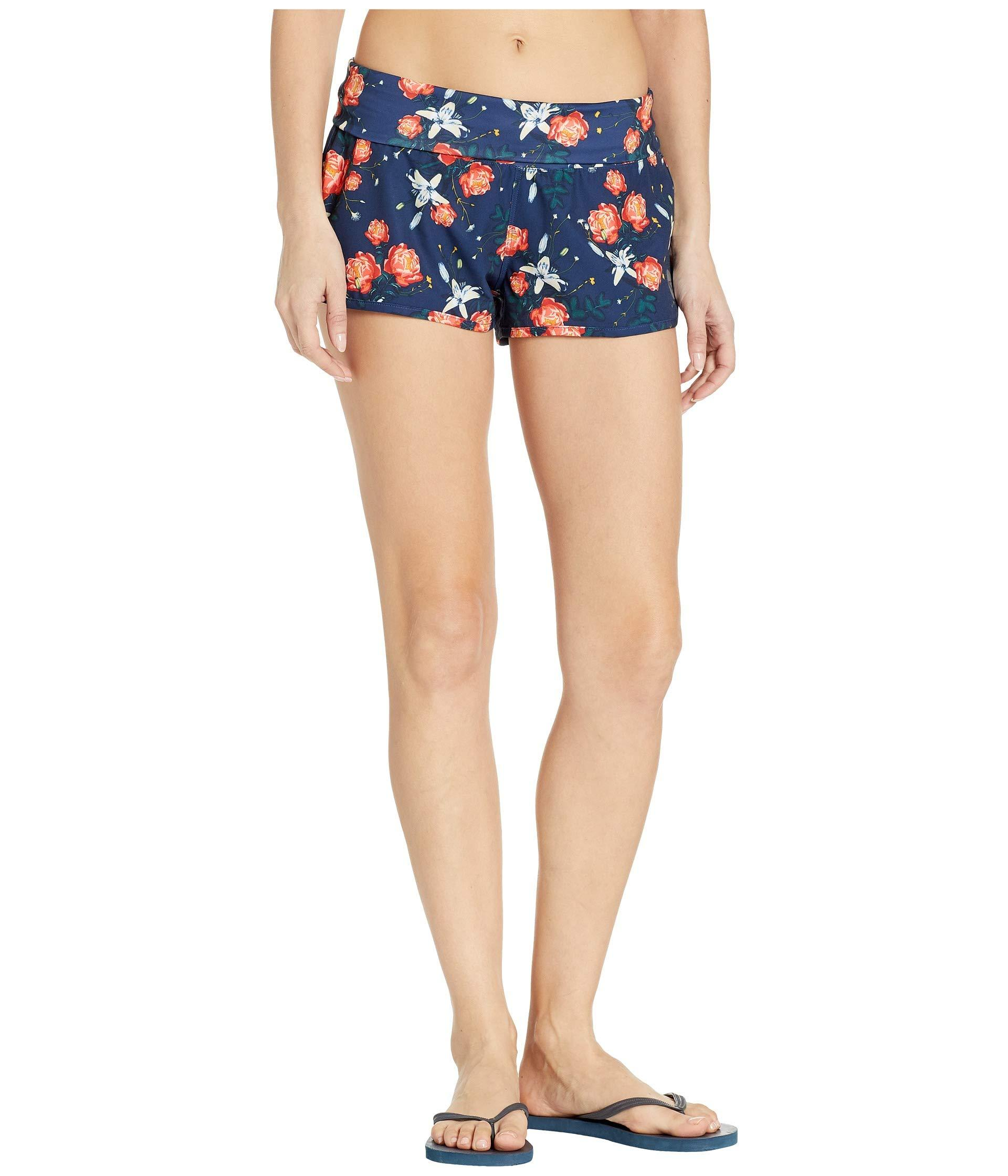 e797166704 Lyst - Roxy Endless Summer Print Boardshorts (cloud Pink Garden Lily ...