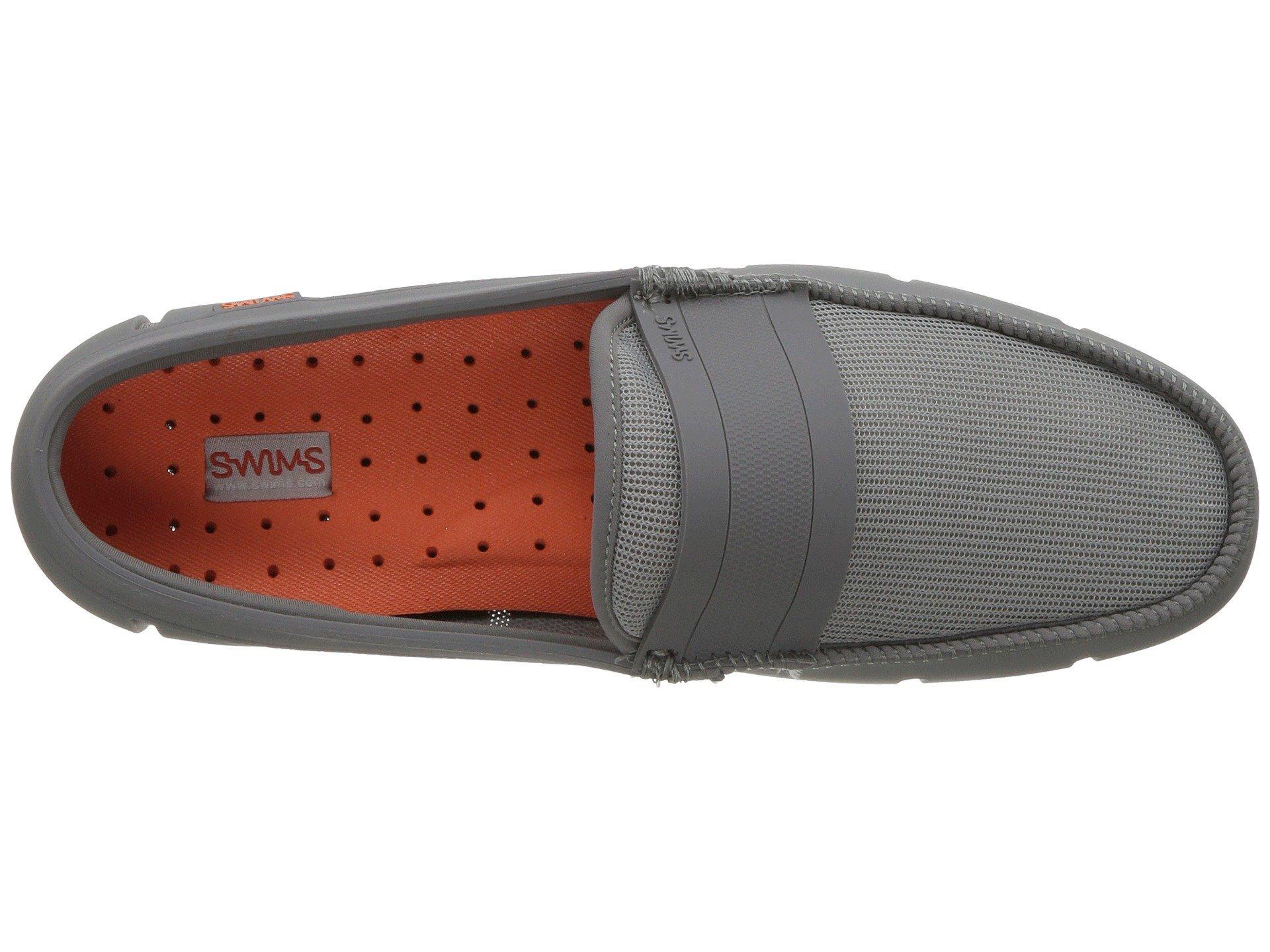 2bdd4b7c35b Swims - Gray Stride Single Band Keeper (seaport Blue alloy) Men s Shoes  for. View fullscreen