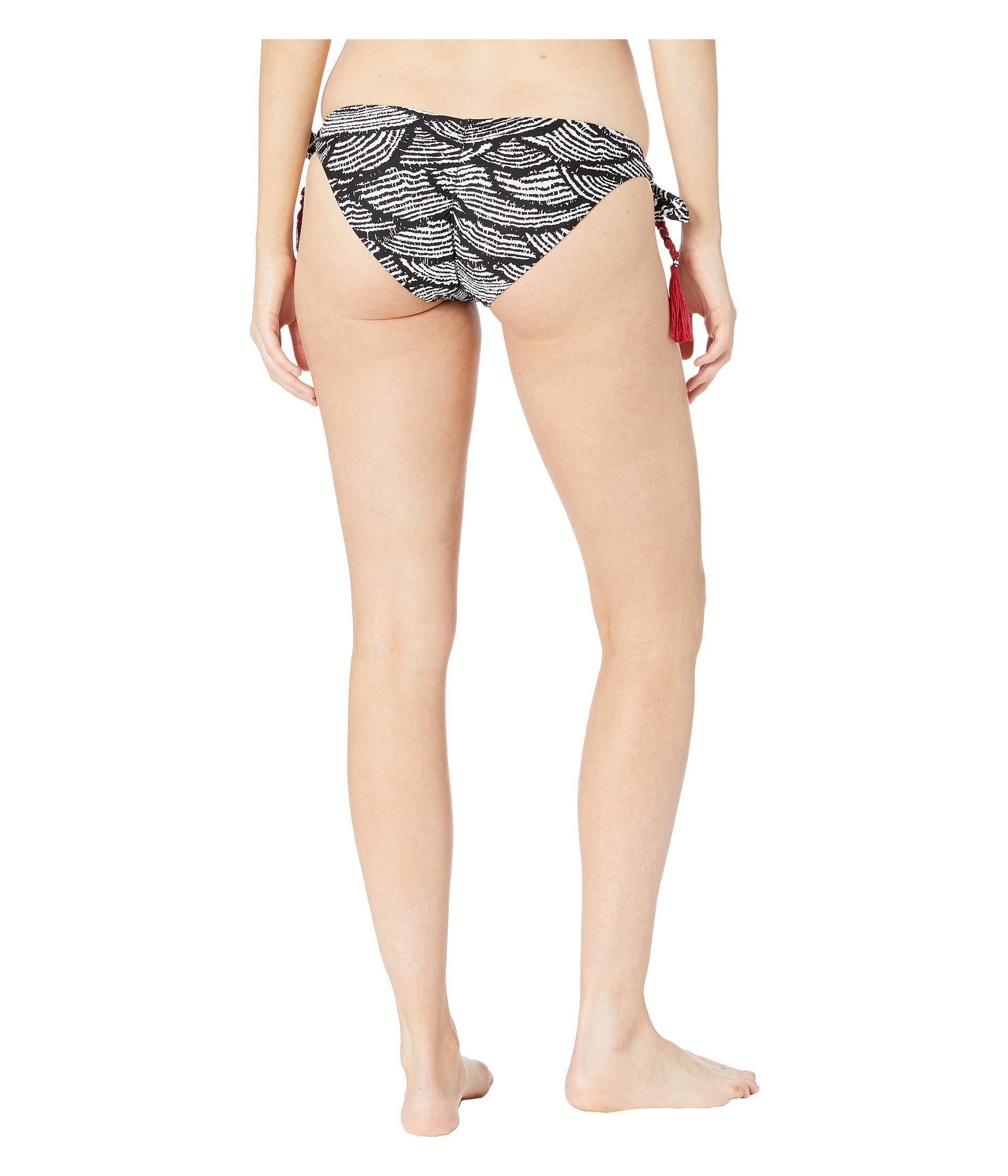 bdde7c2a2773f Lyst - Becca Bodhi Tree Tie Side (multi) Women's Swimwear