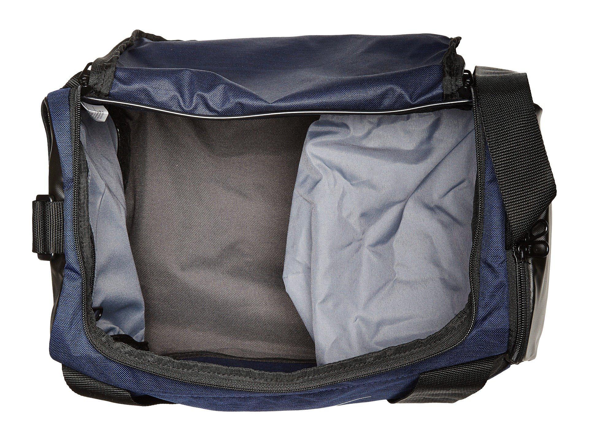 b4eb5c32ab20 Nike - Blue Brasilia Small Duffel Bag (flint Grey black white) Duffel. View  fullscreen