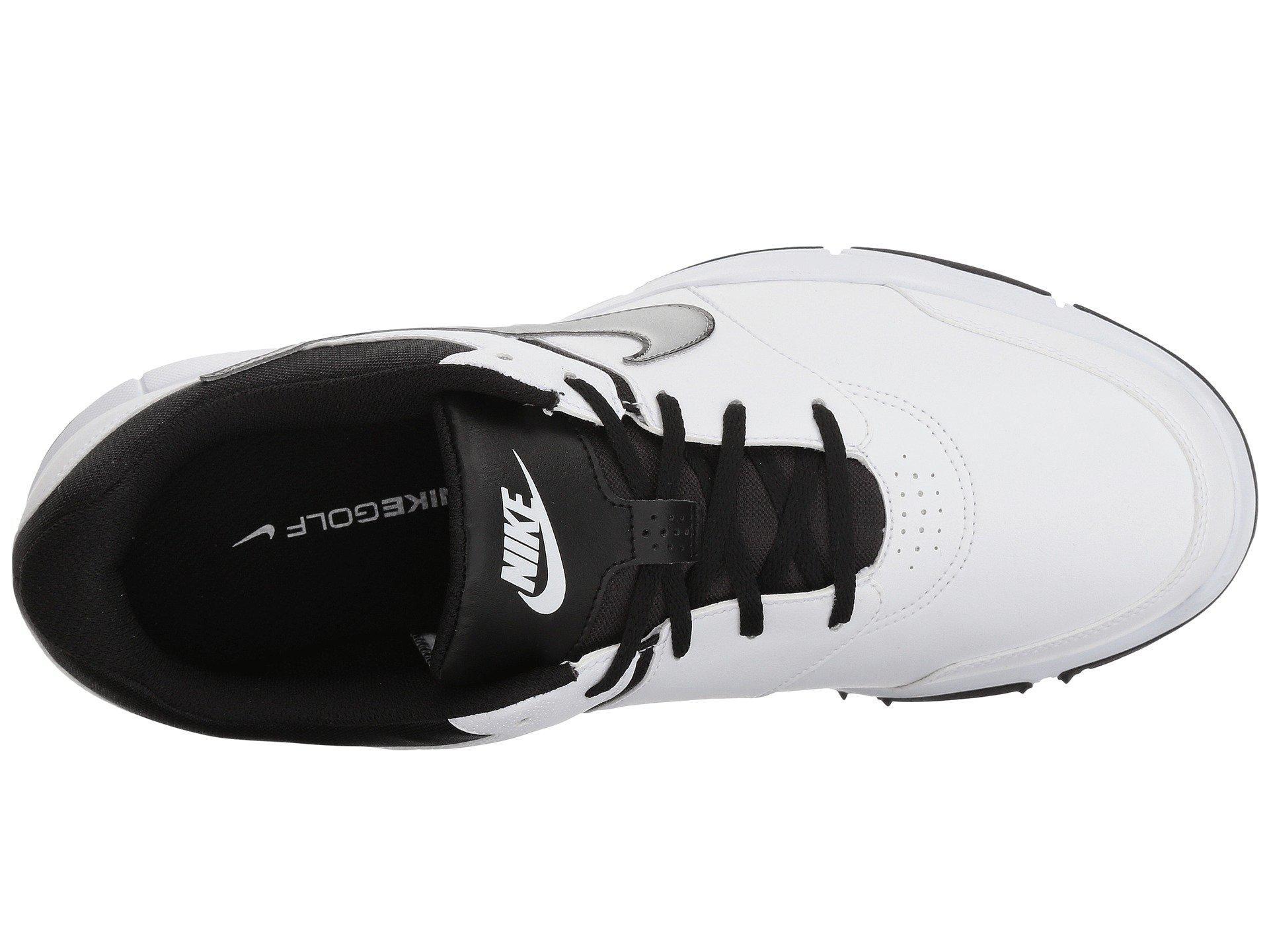 Nike - Durasport 4 (black metallic Silver black) Men s Golf Shoes for. View  fullscreen b7107b589