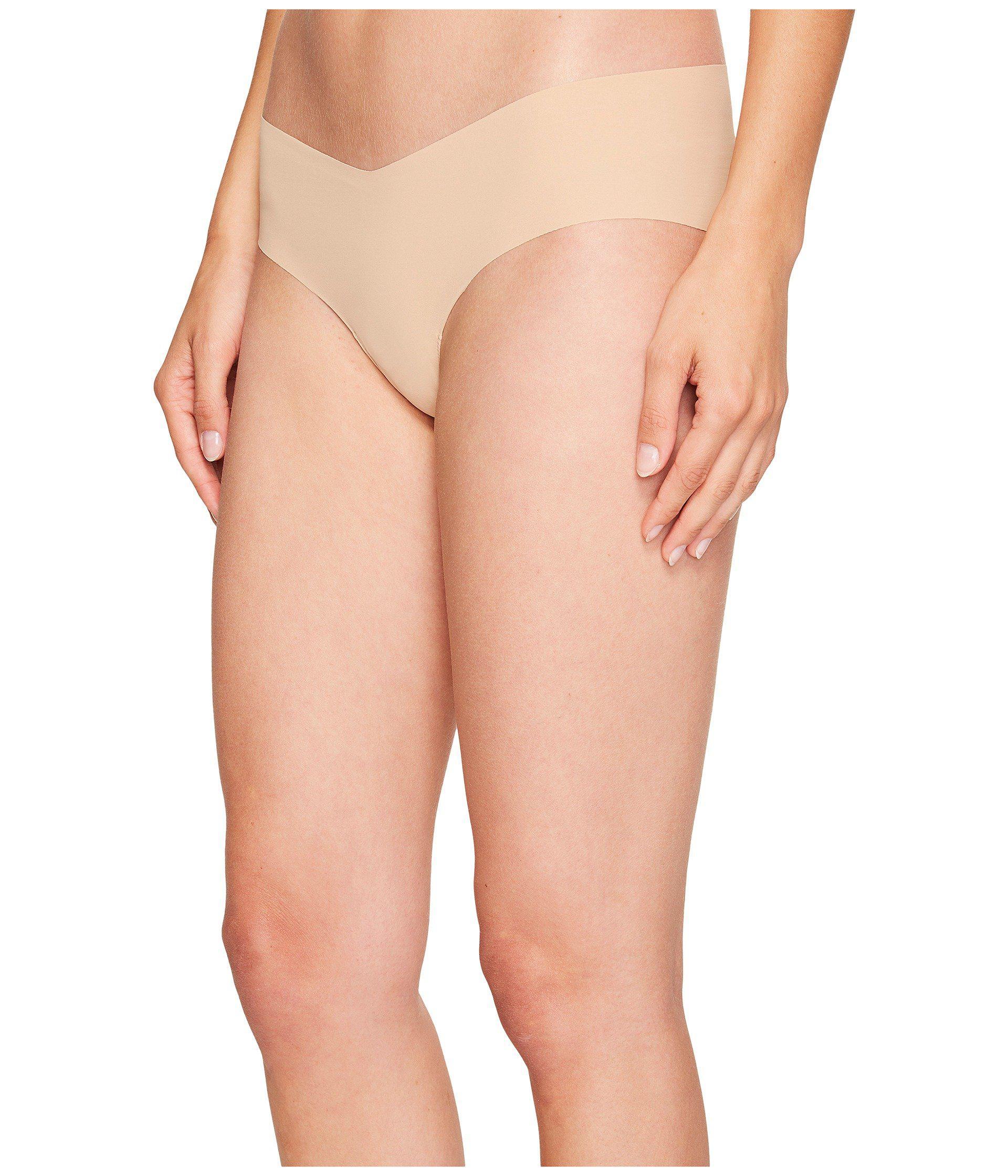 c699f5fde0c1 Lyst - Commando Solid Girl Short Gs01 (black) Women's Underwear in Natural