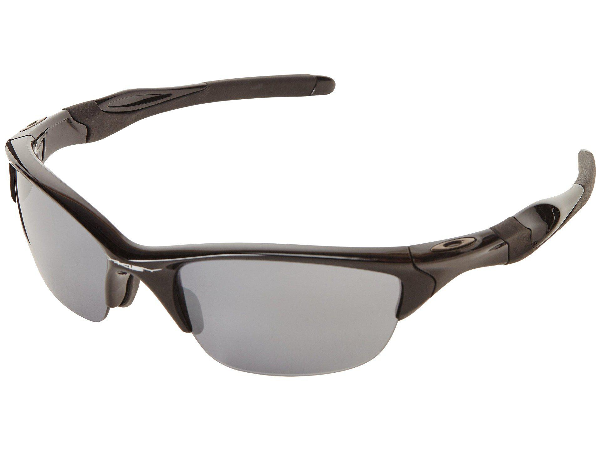 5e2d0cf336d Lyst - Oakley Half Jacket 2.0 (polished Black prizm Golf) Sport ...