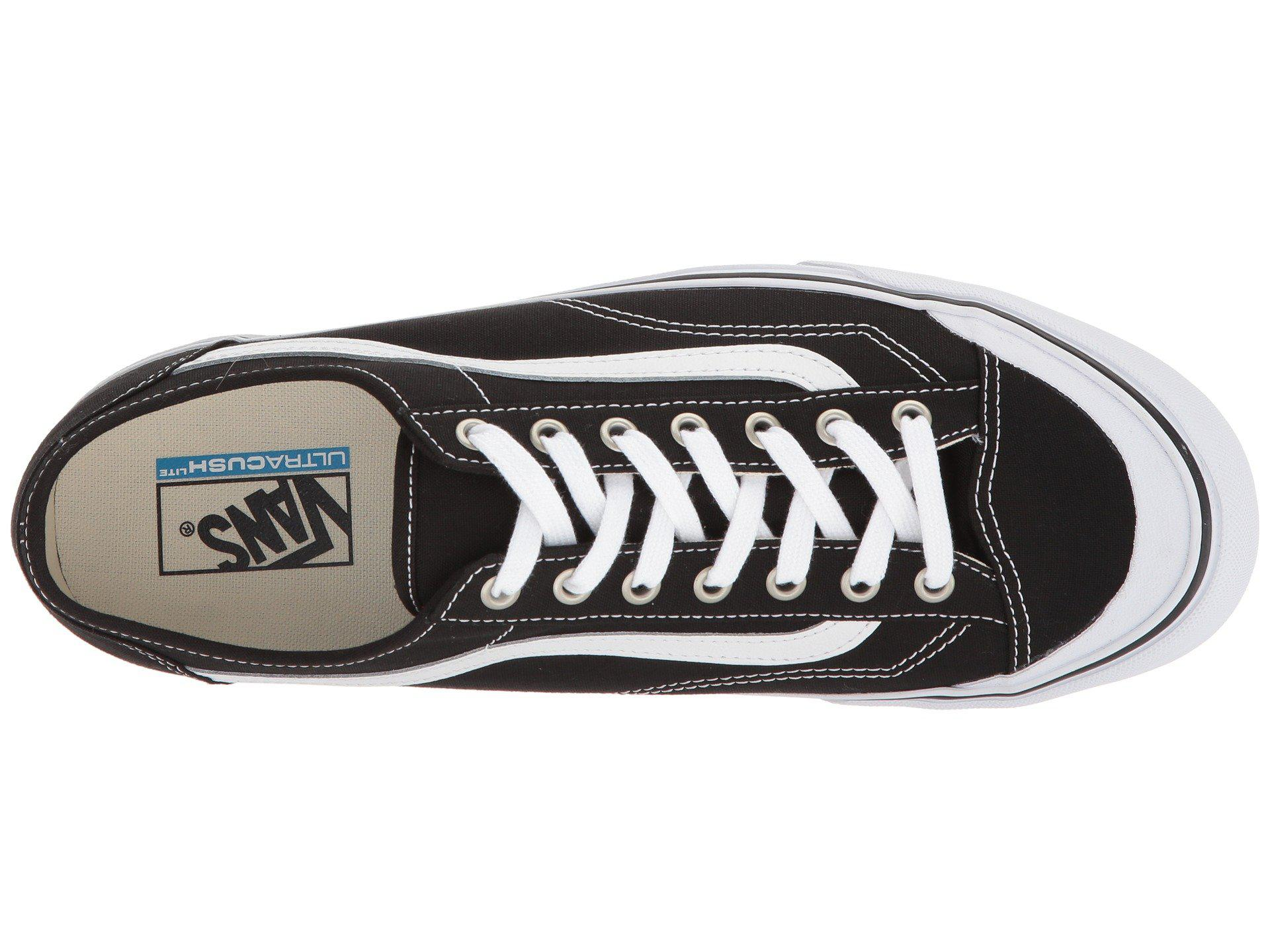 bd11ae0c39a Vans - Style 36 Decon Sf (black white) Men s Skate Shoes for Men. View  fullscreen