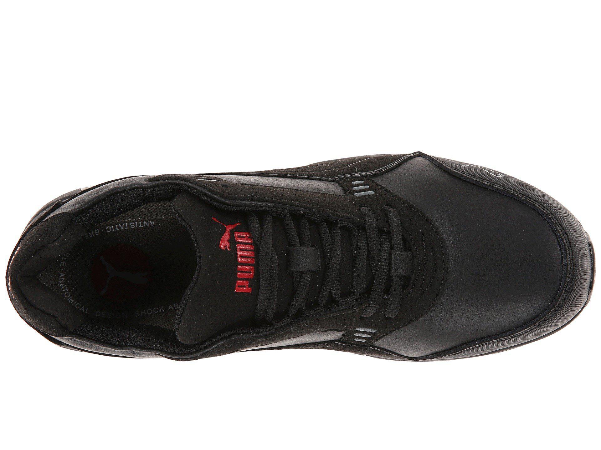 d9daf38b6bc PUMA - Multicolor Velocity Sd (black) Men s Work Boots for Men - Lyst. View  fullscreen