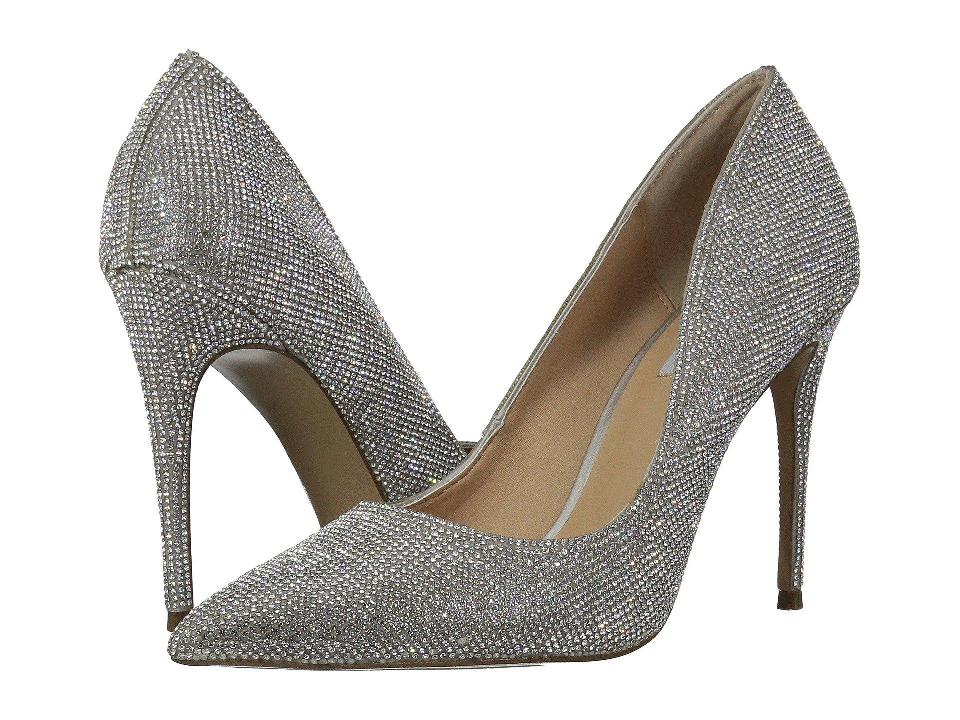 c6edb235ce Steve Madden Daisie Pump (dark Blush Patent) Women's Shoes - Lyst
