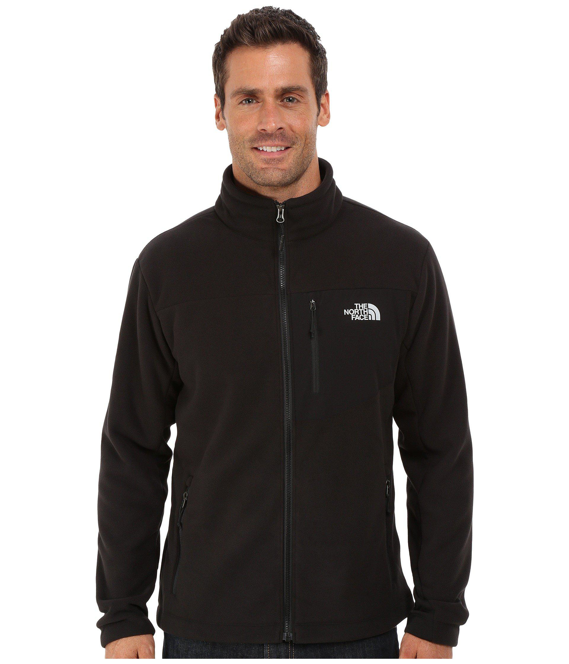 The North Face. Men's Black Chimborazo Full Zip Fleece