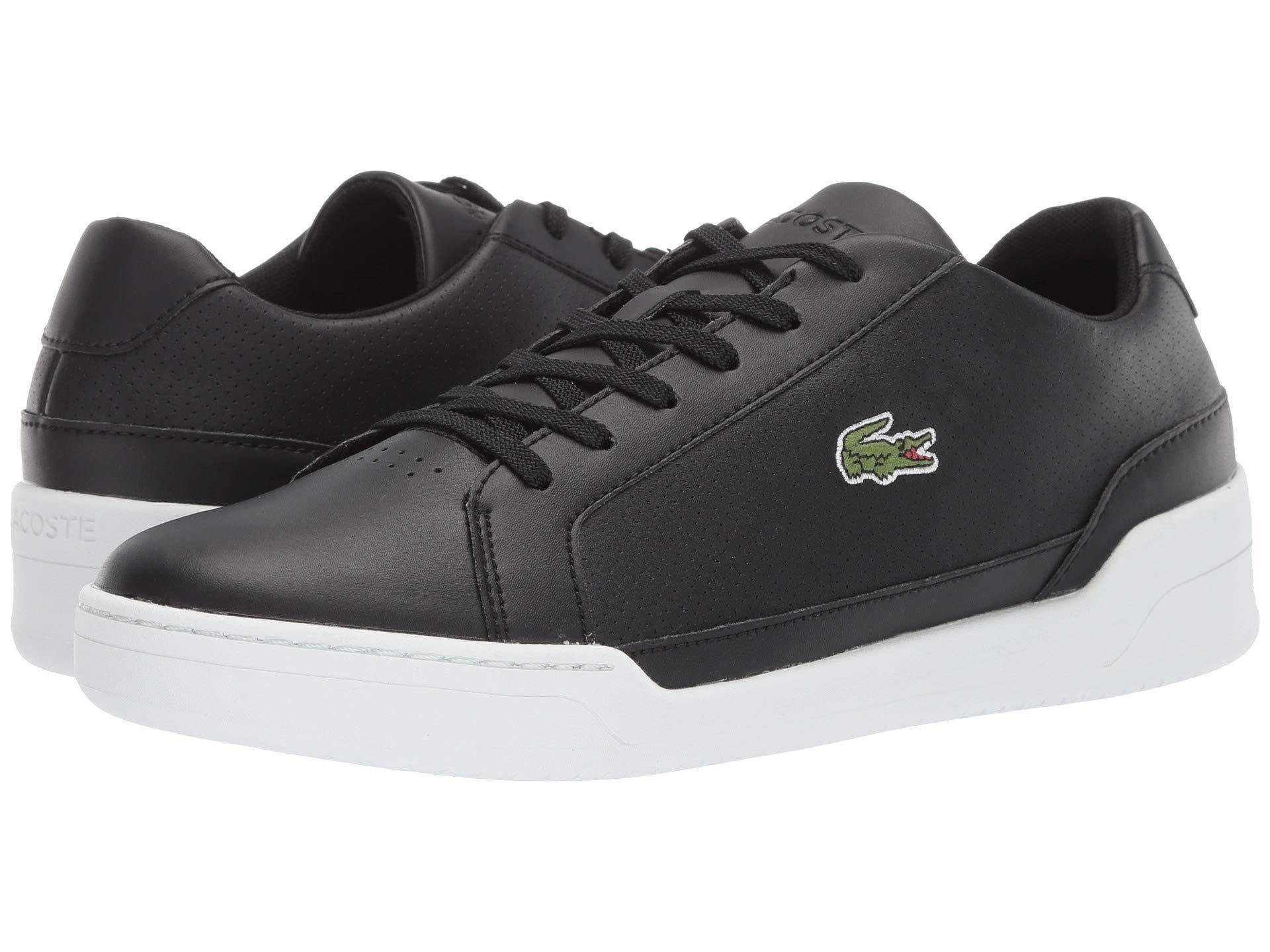 38e8f9da0 Lyst - Lacoste Challenge 119 2 Sma (grey white) Men s Shoes in Black ...