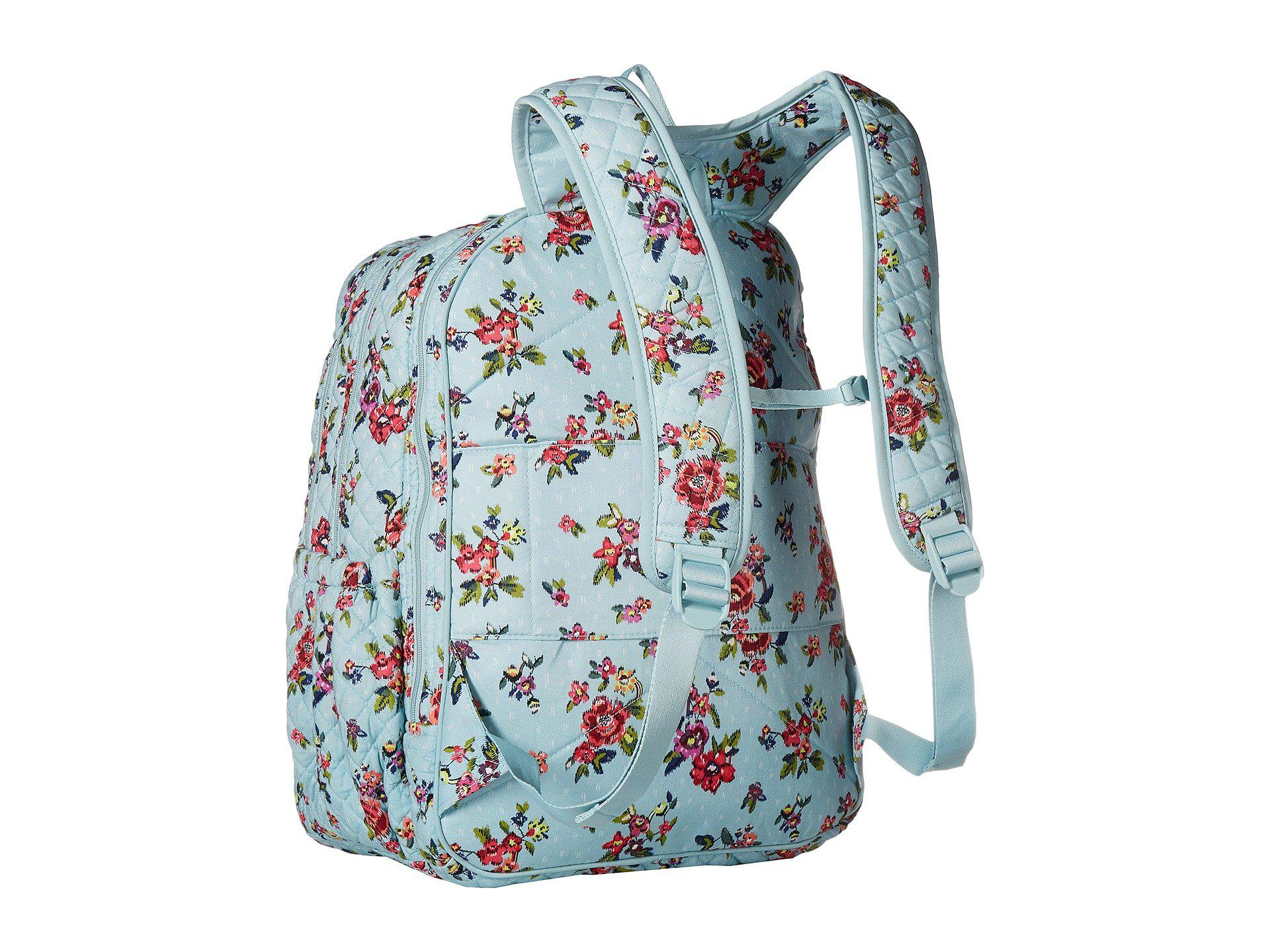 a27c92f9537d Vera Bradley - Multicolor Iconic Xl Campus Backpack (butterfly Flutter)  Backpack Bags - Lyst. View fullscreen