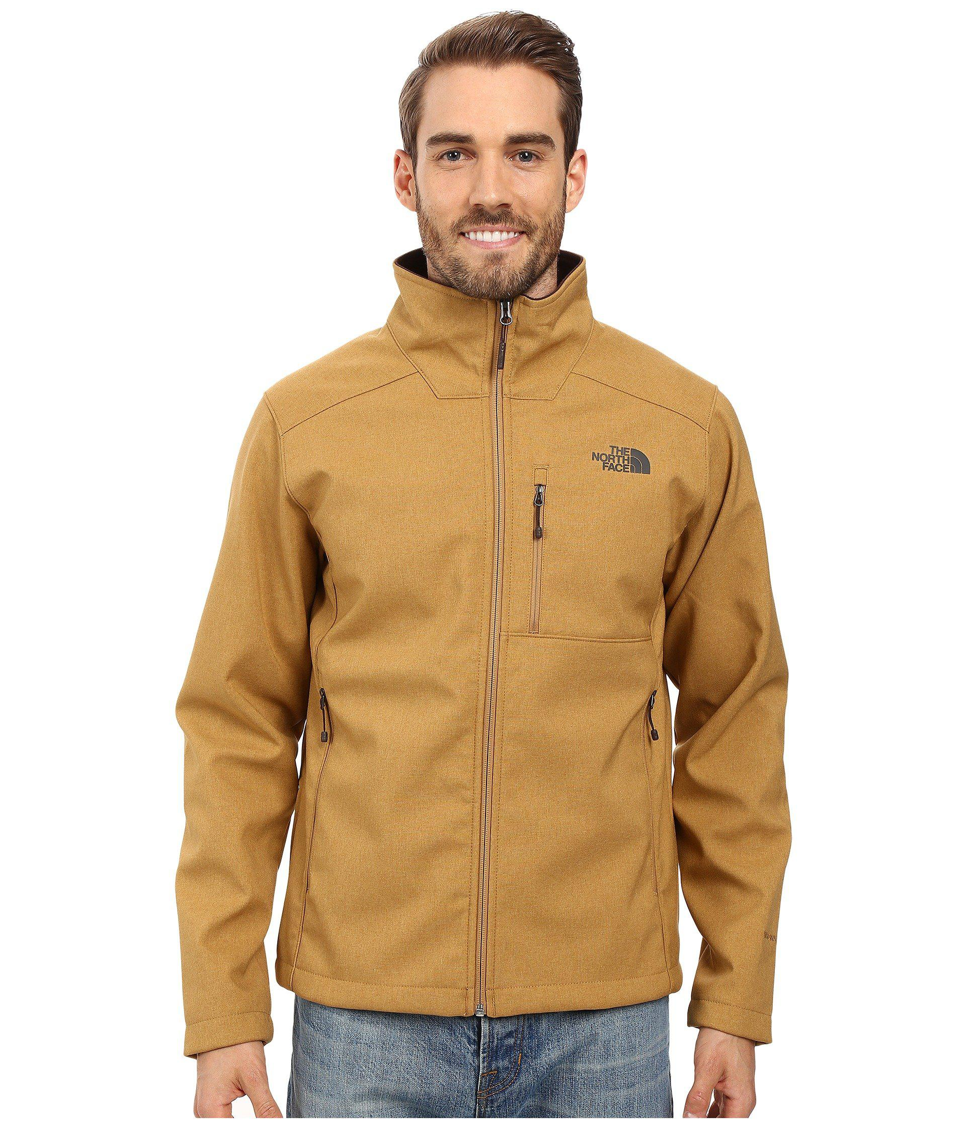 4fd4474dbb ... australia lyst the north face apex bionic 2 jacket in brown for men  1554f 97046