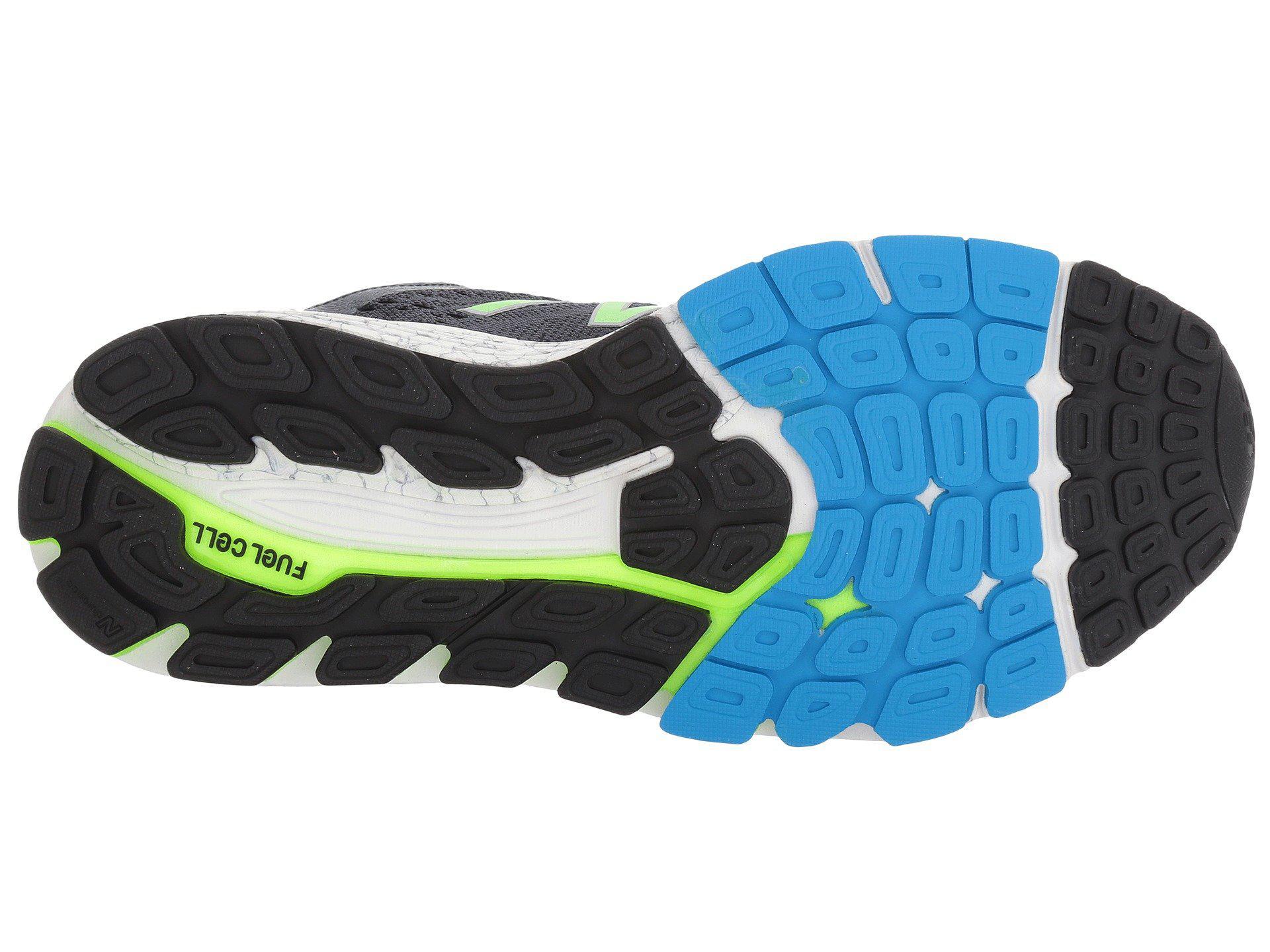 huge discount c4811 bf686 New Balance 1260 V7 (thunder/black) Men's Running Shoes in Blue for ...