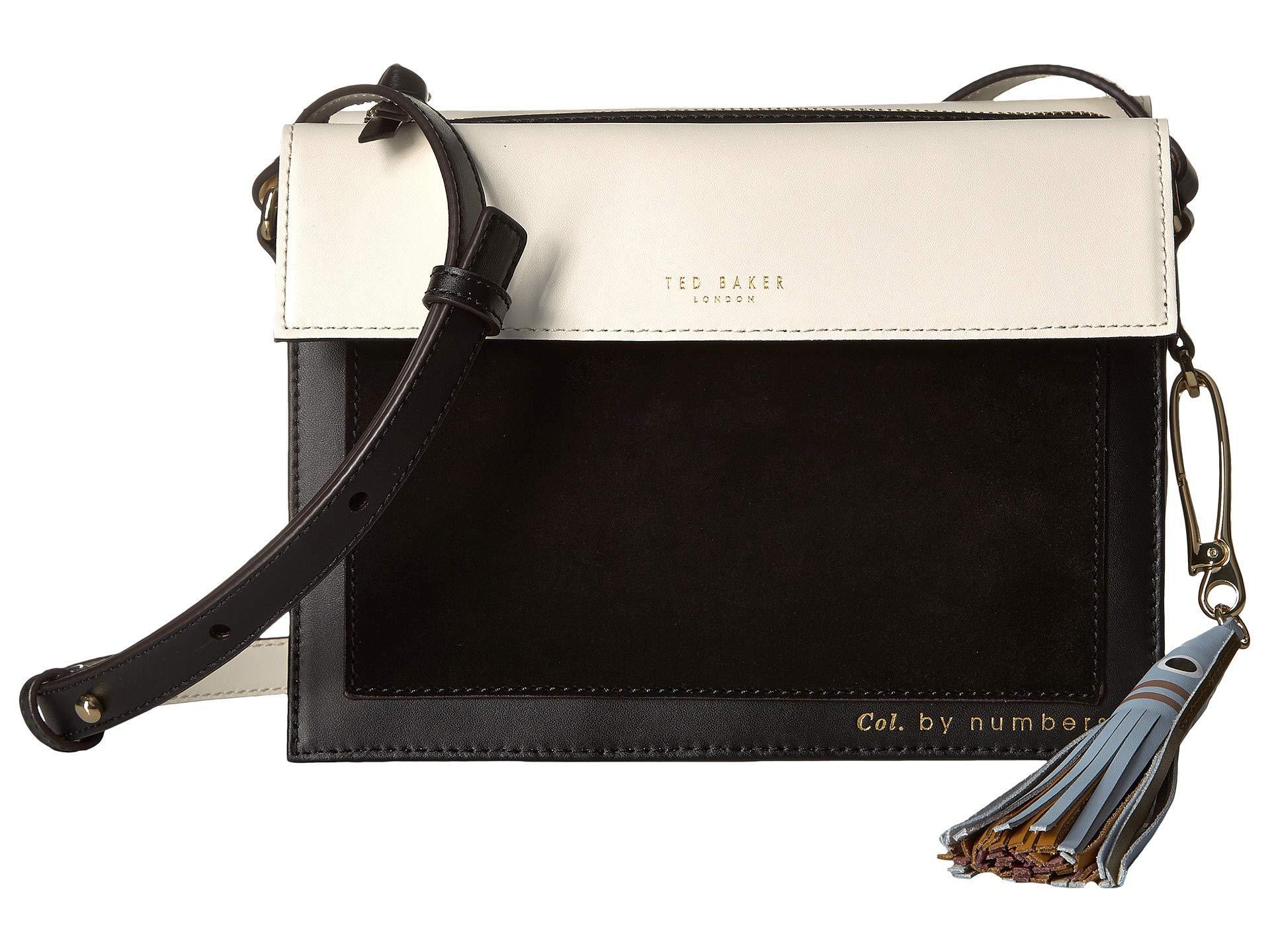 755c654555 Lyst - Ted Baker Glacial (black) Handbags in Black