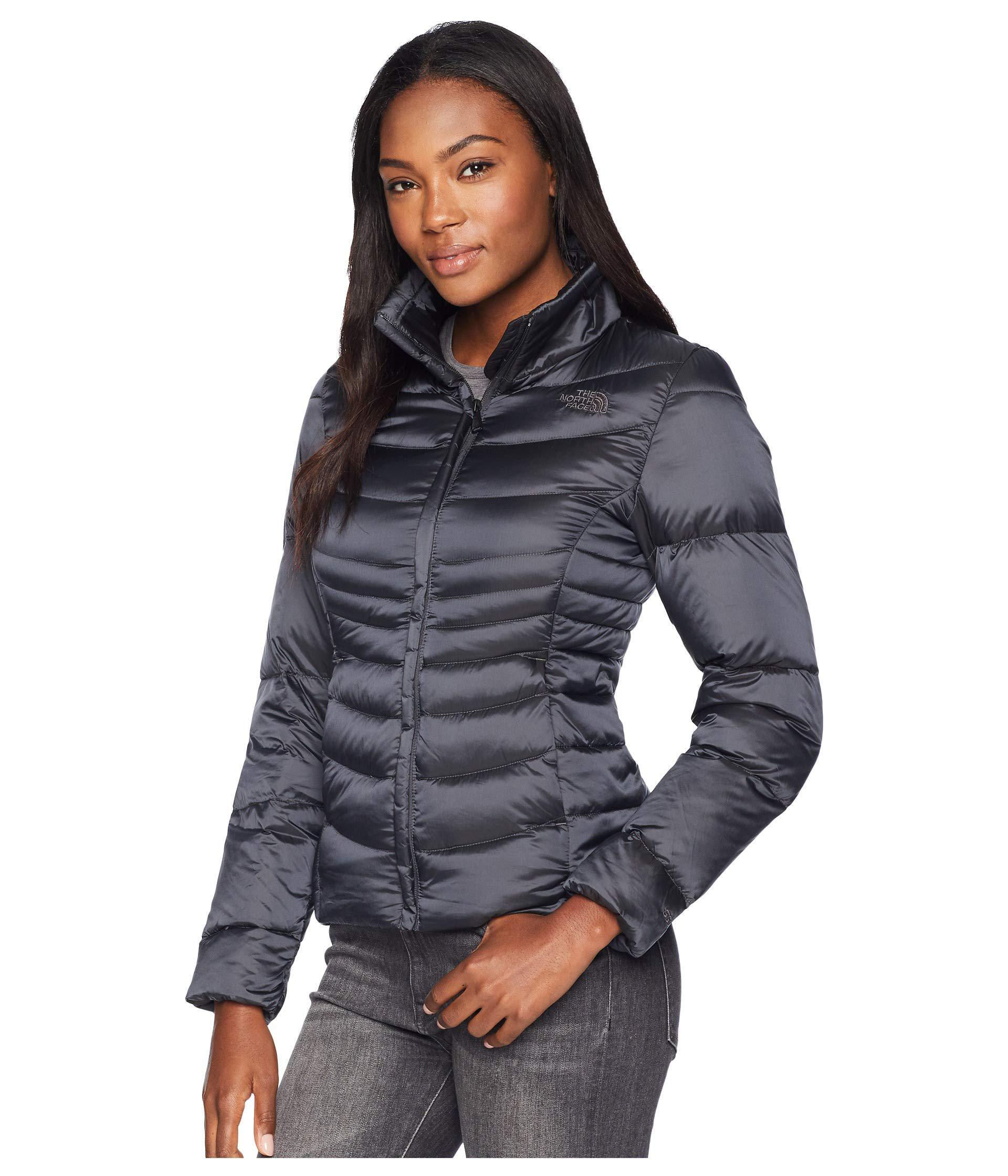 1b6ff4e3b070a Lyst - The North Face Aconcagua Jacket Ii (shiny Mid Grey) Women s Coat in  Gray