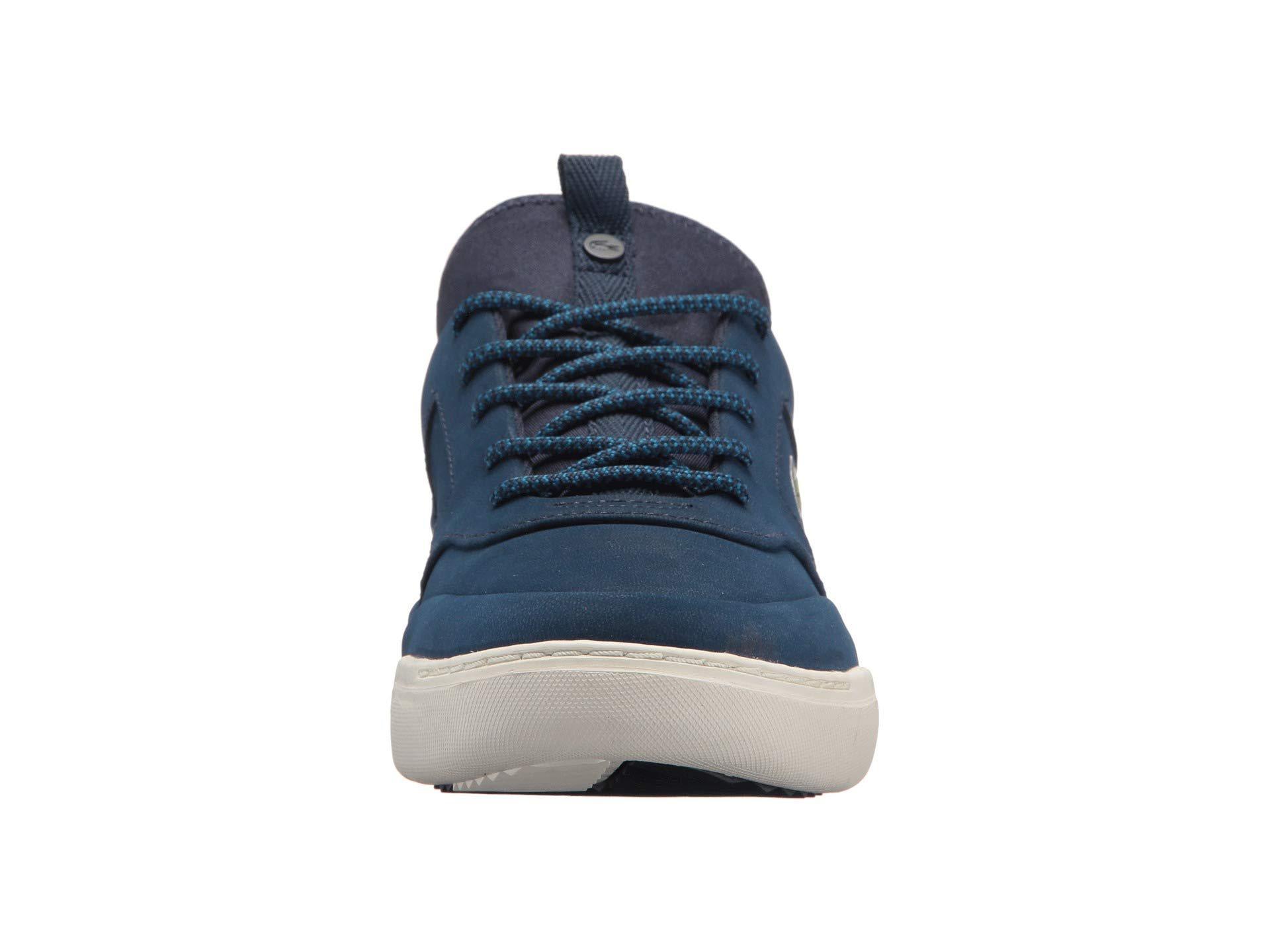 b3f05b166280 Lyst - Lacoste Explorateur Crftsp 118 1 (navy dark Blue) Men s Shoes ...