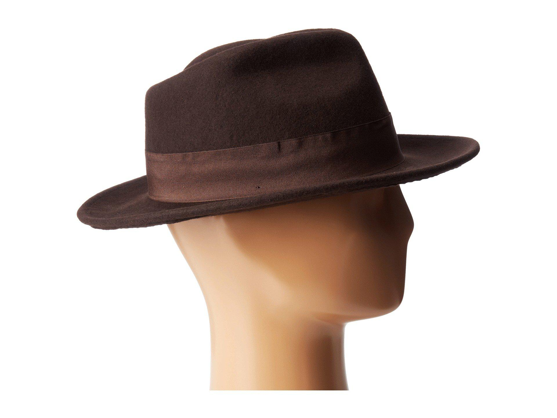 ecedeba3e Lyst - Goorin Bros The Francis F (brown) Caps in Brown for Men