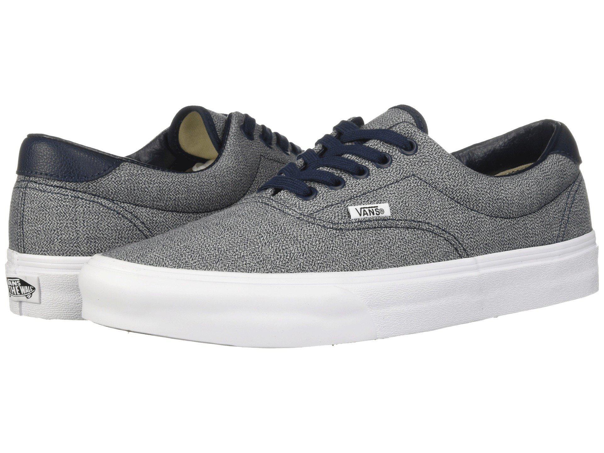 74afa23b48 Lyst - Vans Era 59 ((c l) Frost Gray acid Denim) Skate Shoes for Men