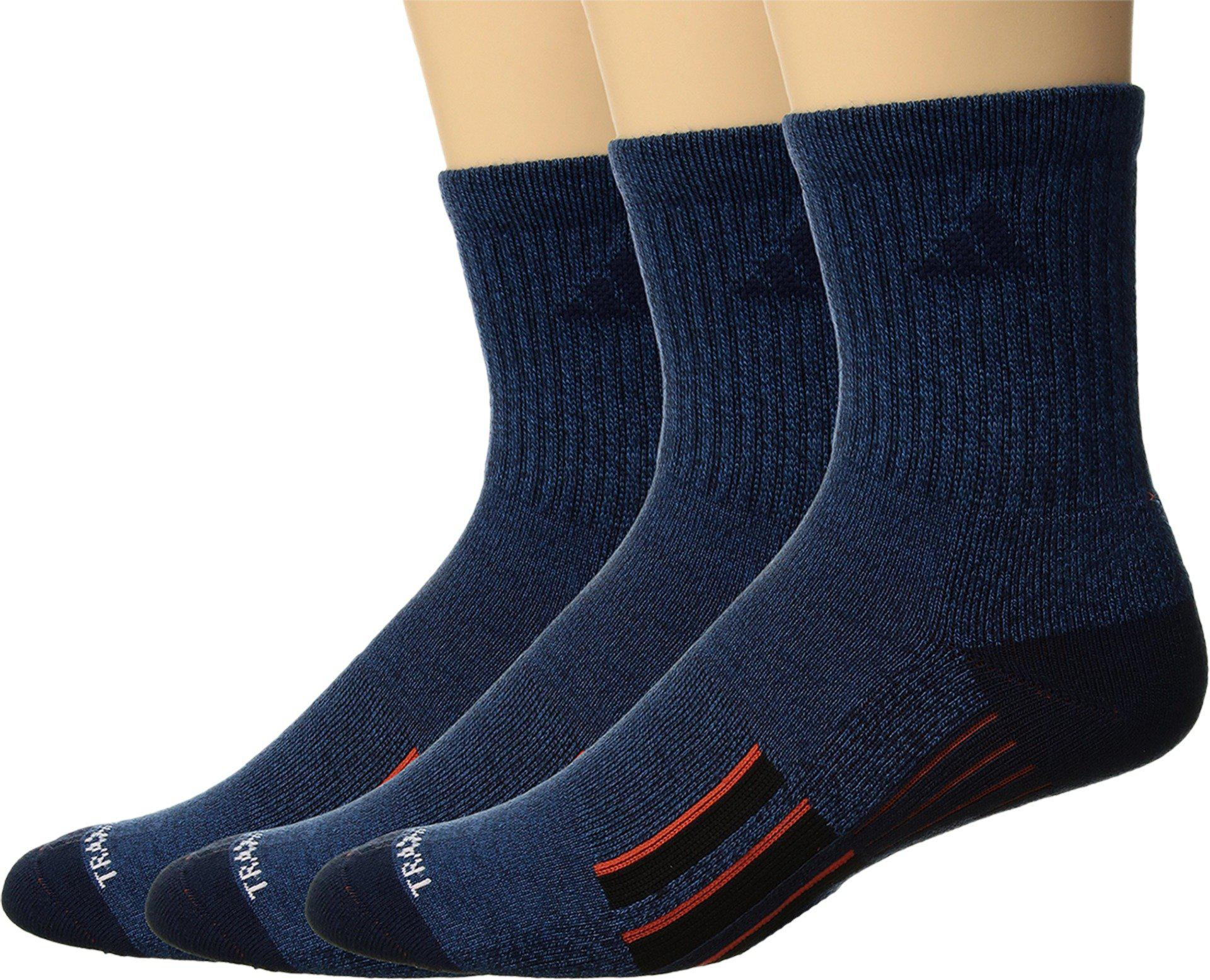 reputable site 9bd1d a669d Lyst - adidas Climalite® X Ii 2-pack Mid-crew Socks in Blue