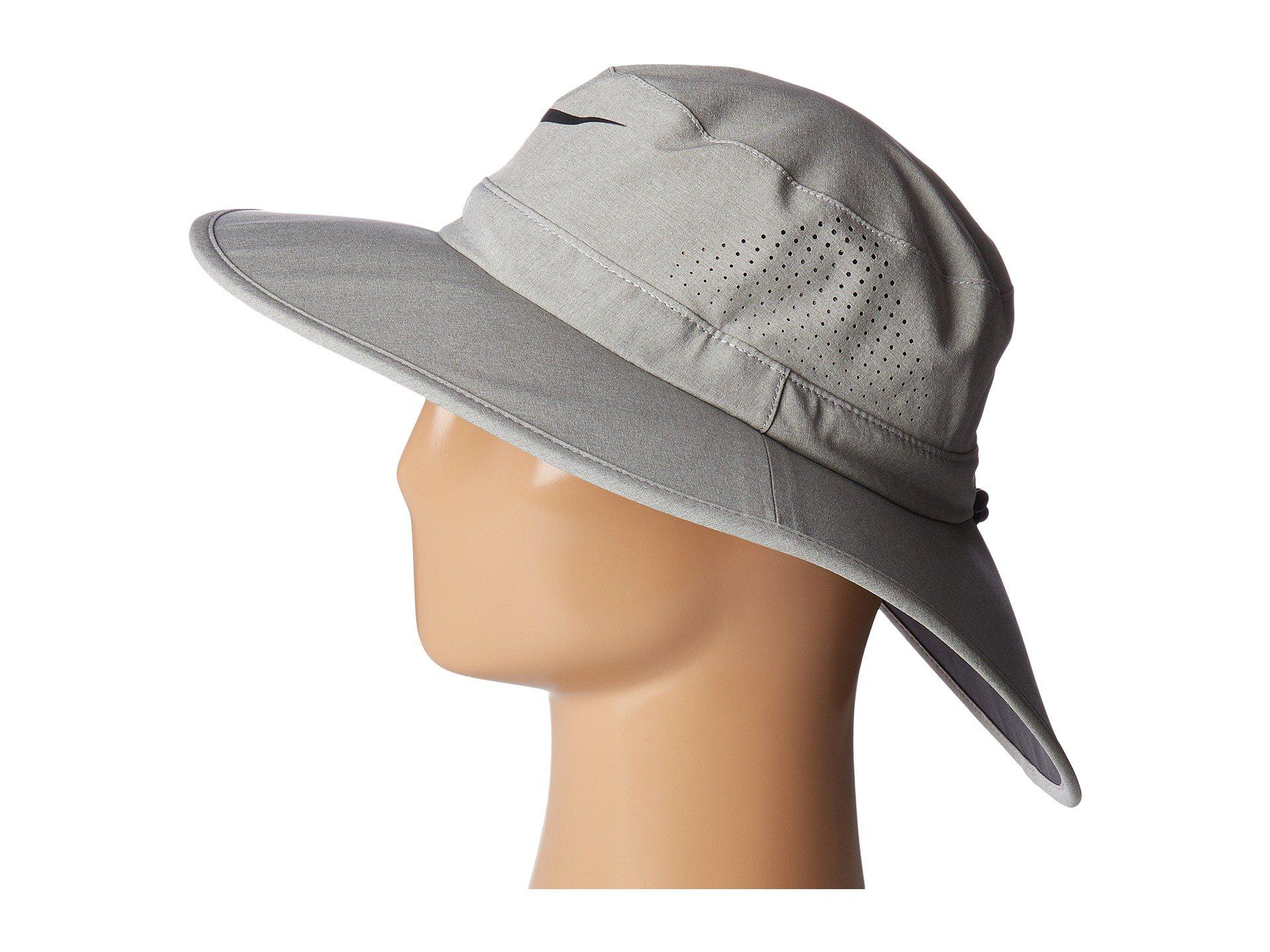 a5da623bd2a Lyst - Nike Sun Protect Cap 2.0 (black wolf Grey anthracite white ...