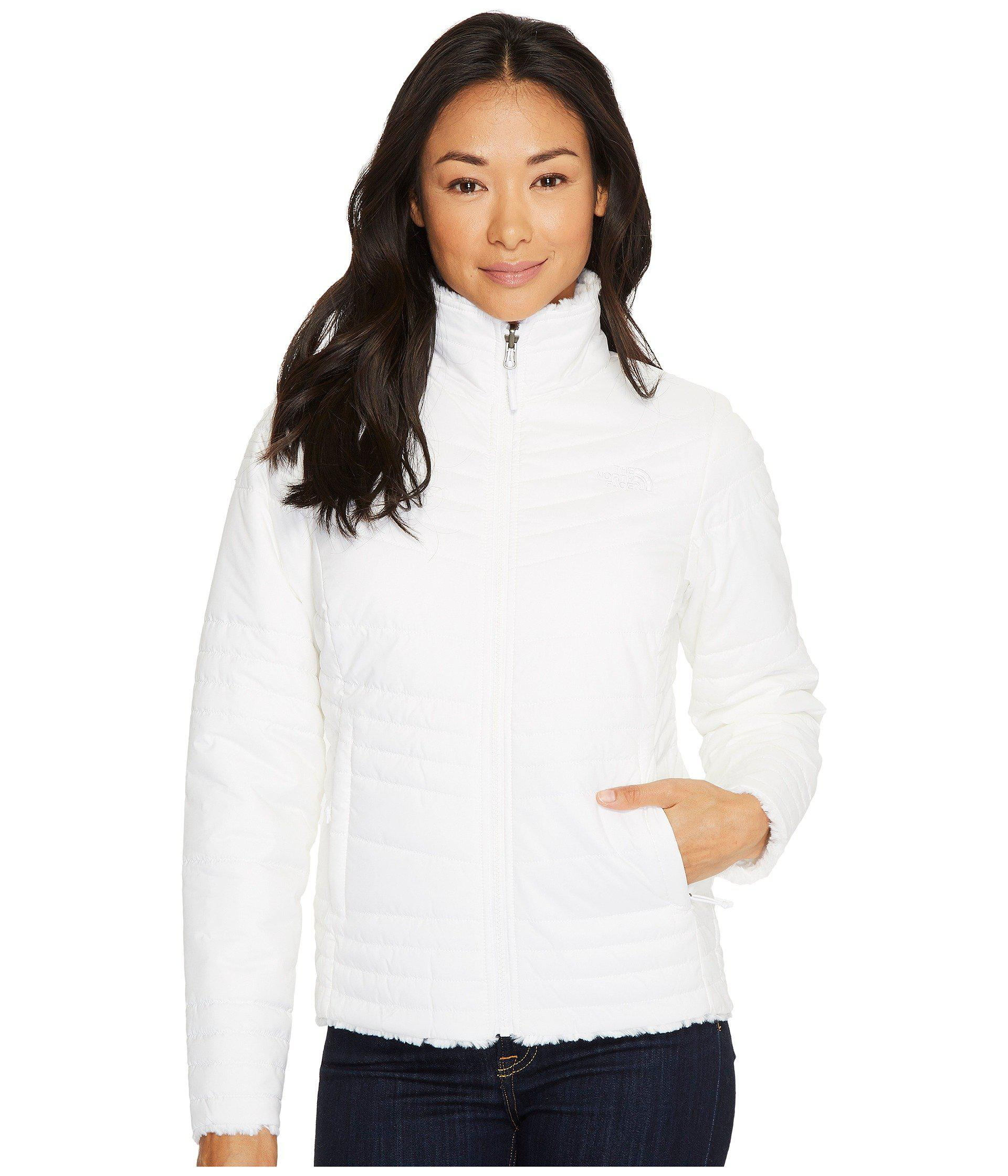 Lyst - The North Face Mossbud Swirl Jacket (tnf White) Women s ... 5952dcef3