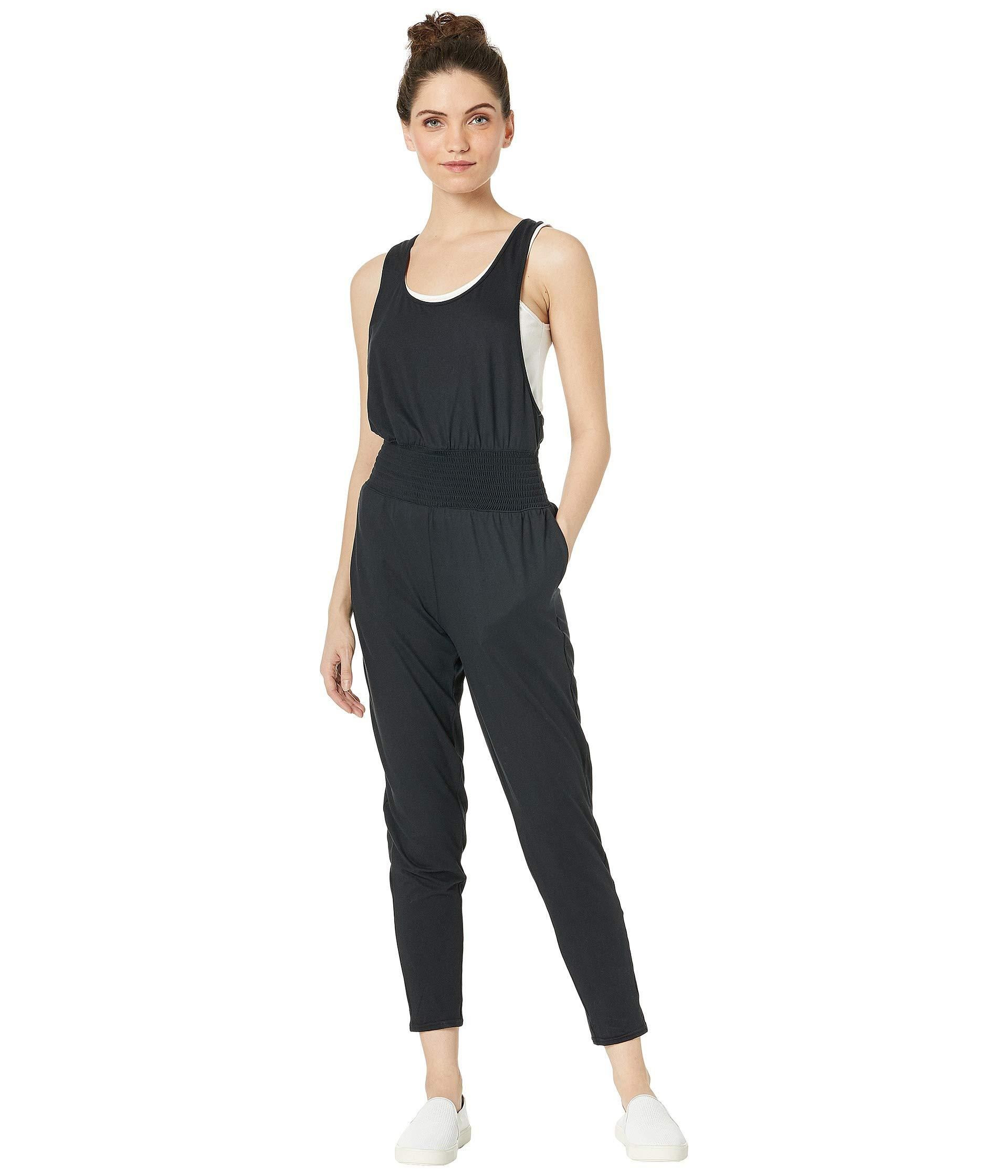 fe02eab6781 Spiritual Gangster. Dream On Jumpsuit (black) Women s Jumpsuit   Rompers ...