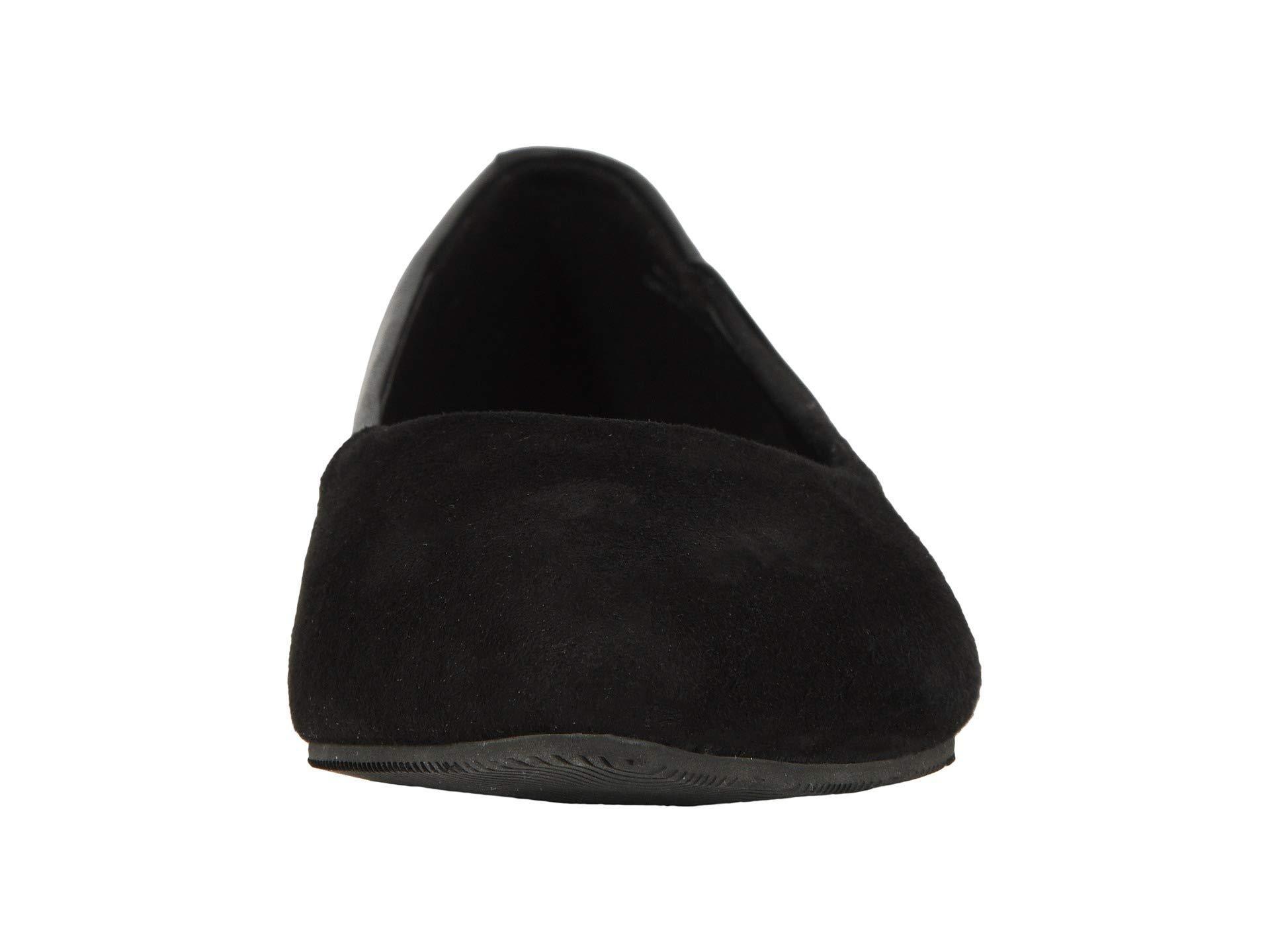 5c2ca487100 Softwalk® - Black Sava X Lea (sand) Women s Flat Shoes - Lyst. View  fullscreen
