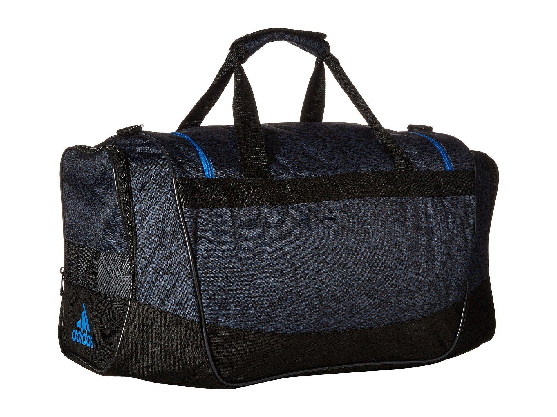 Lyst - Adidas Defender Iii Medium Duffel (collegiate Royal Blue ... bf38ed231bda2