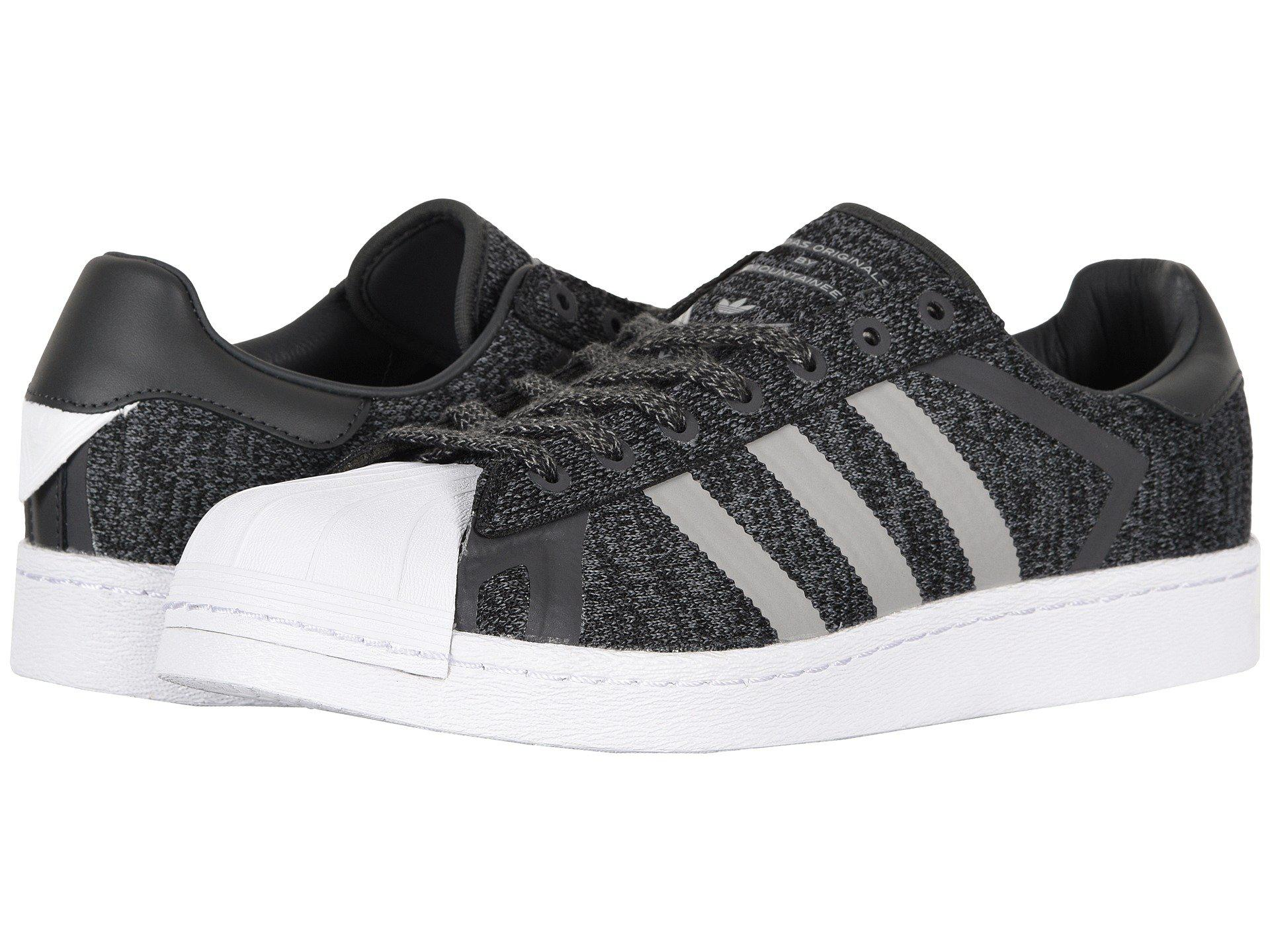 Lyst - Adidas Superstar Wm (cblack 334da7718