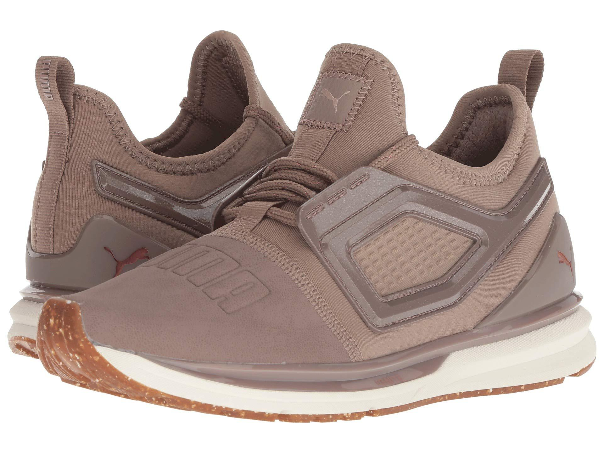 666c6df7238 Lyst - PUMA Ignite Limitless 2 Crafted (taupe Gray rose Gold ...