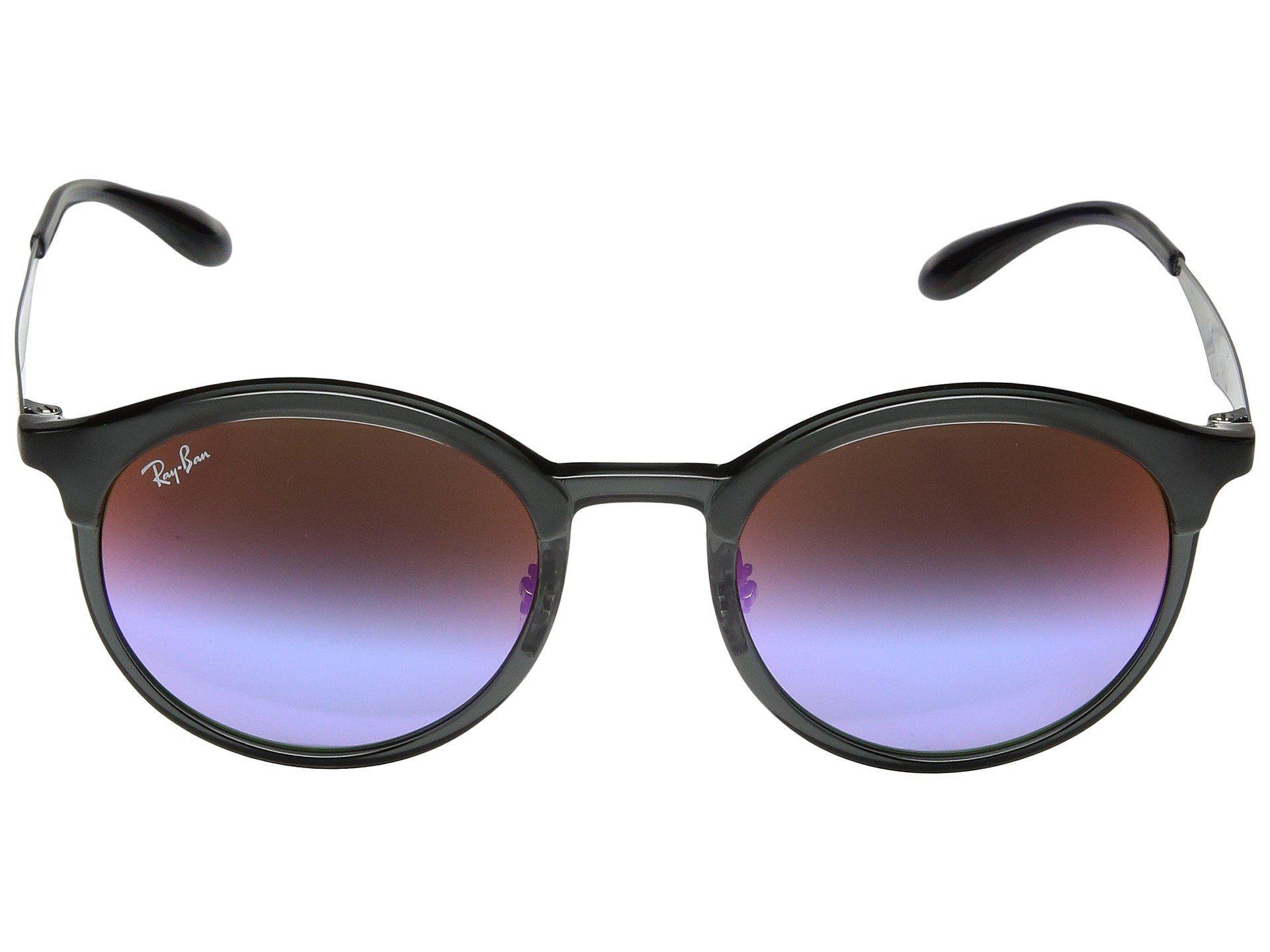 e866a97220 Lyst - Ray-Ban Rb4277 Emma 51mm (havana dark Brown) Fashion ...