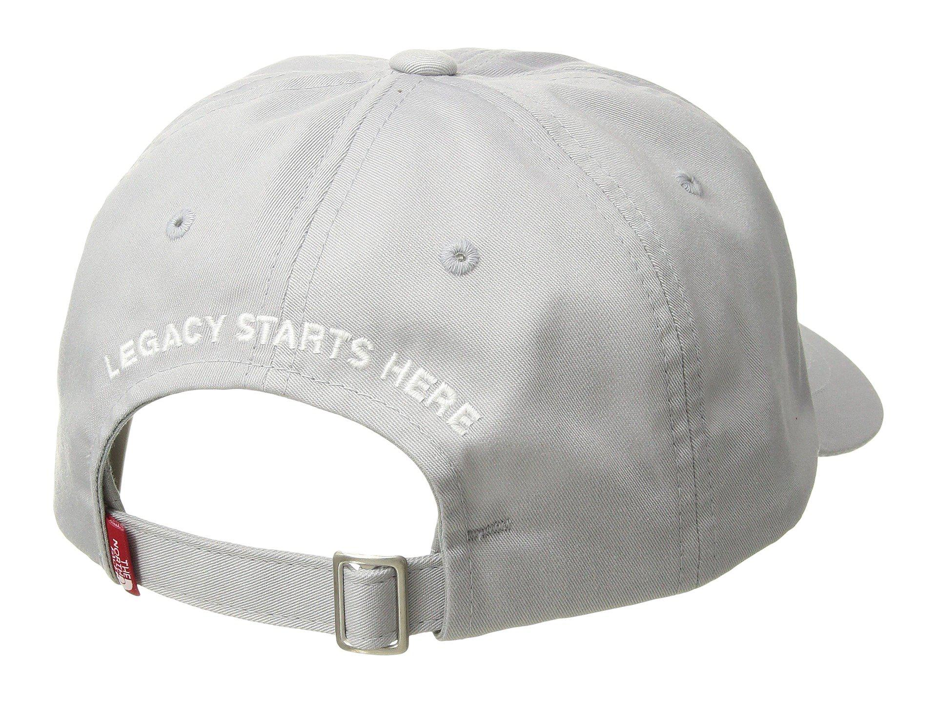 06664be5bd18c Lyst - The North Face International Collection Ball Cap in Gray for Men